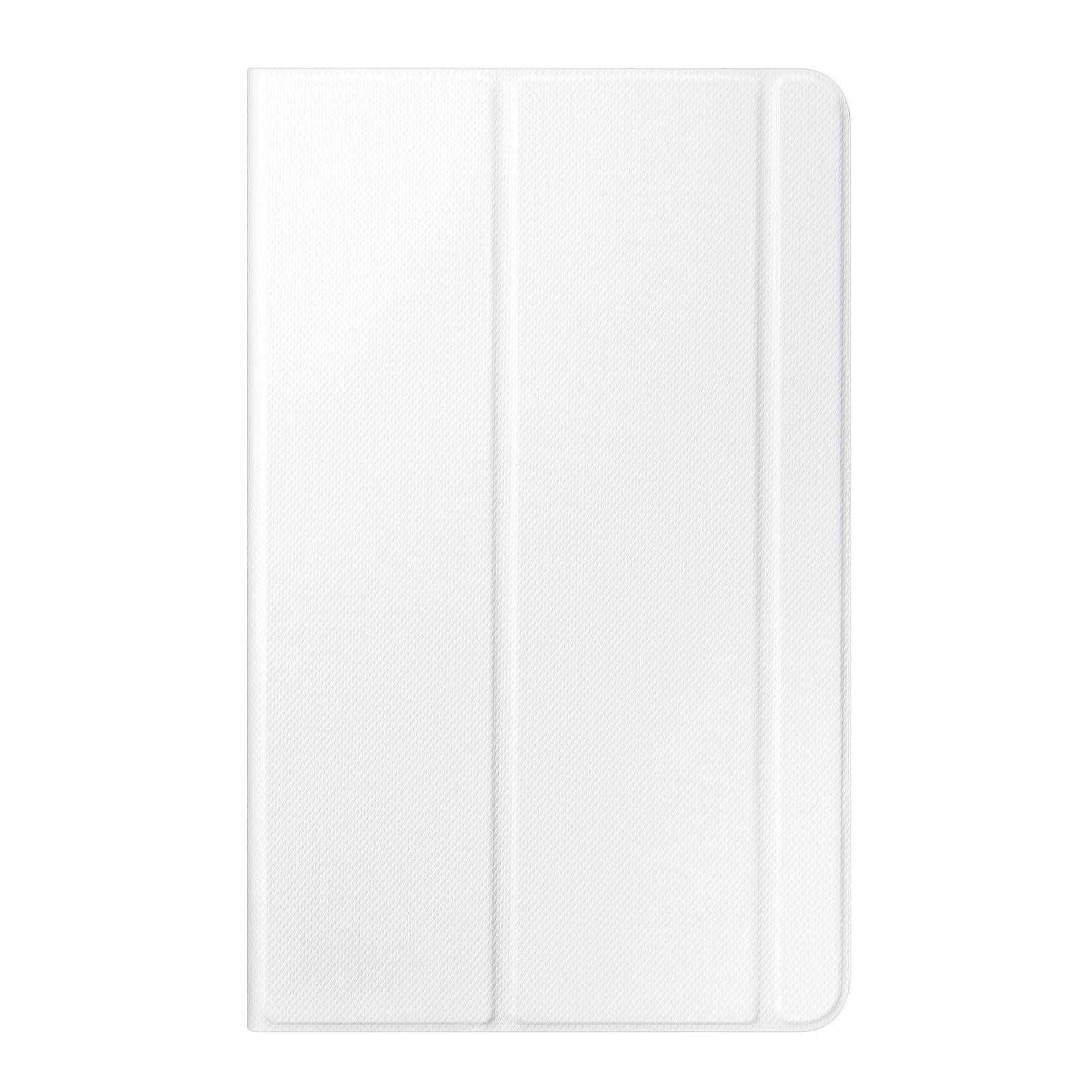 "Samsung Book Cover EF-BT560B Blanco (para Samsung Galaxy Tab E 9.6"")"