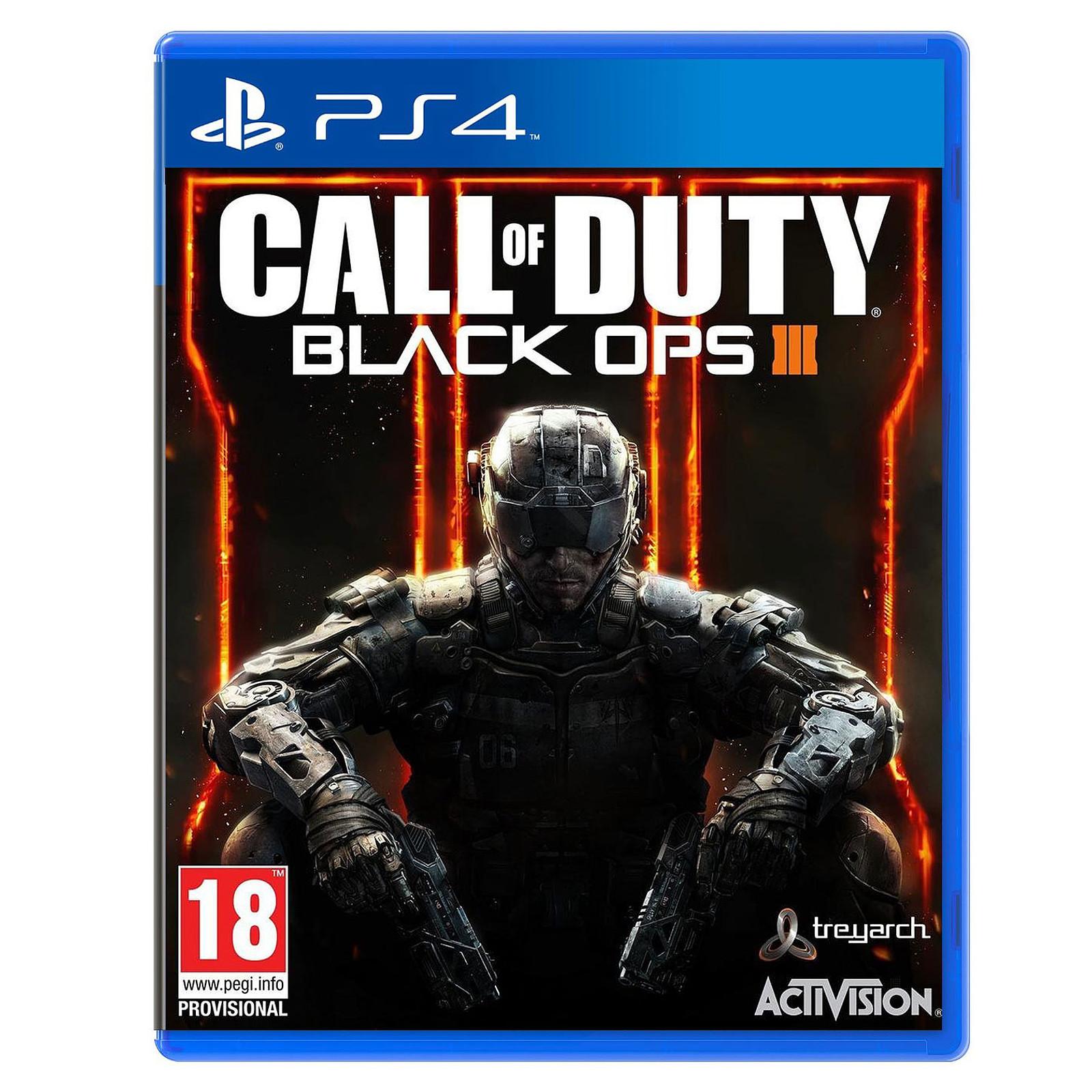 Call Of Duty : Black Ops III (PS4)