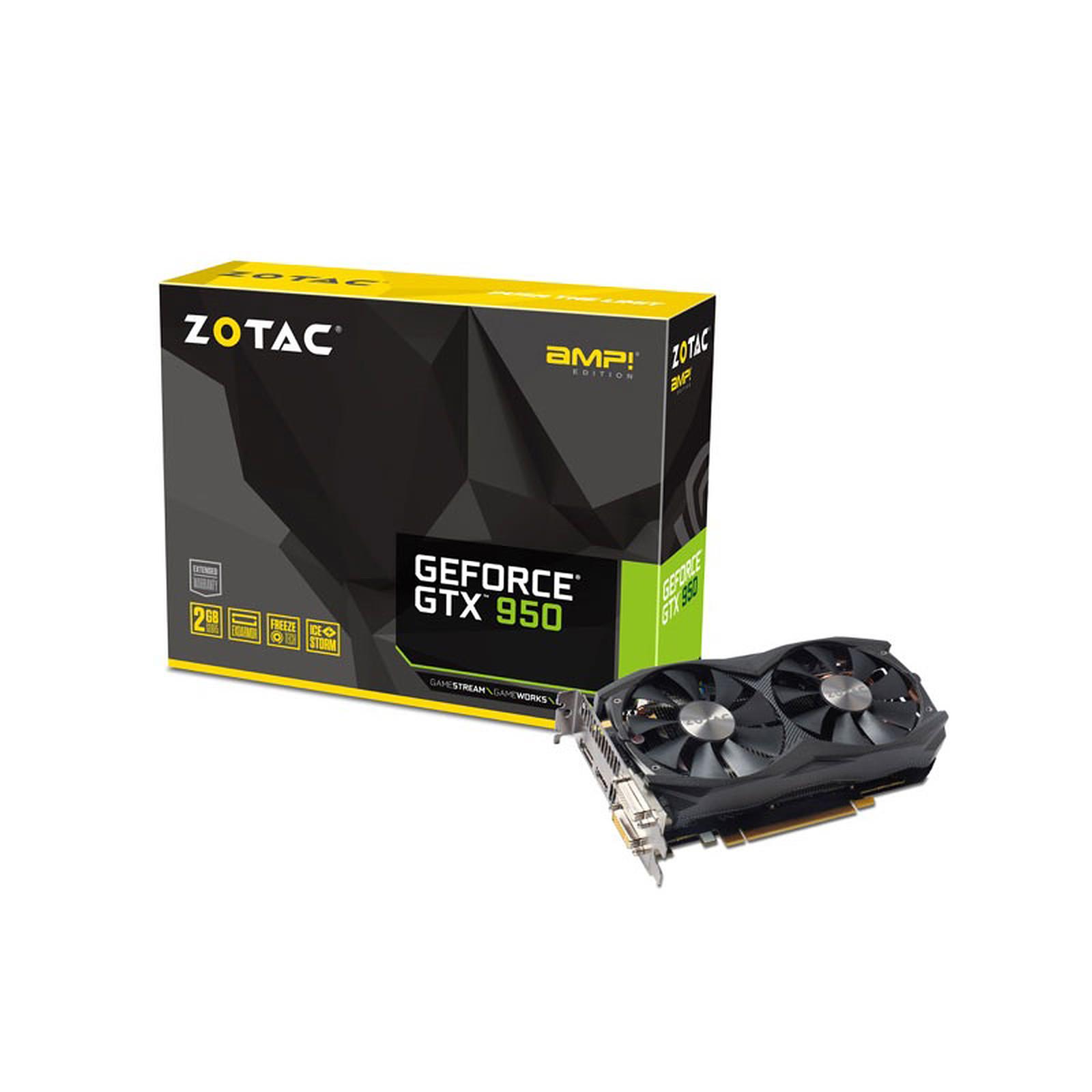 ZOTAC GeForce GTX 950 AMP! Edition