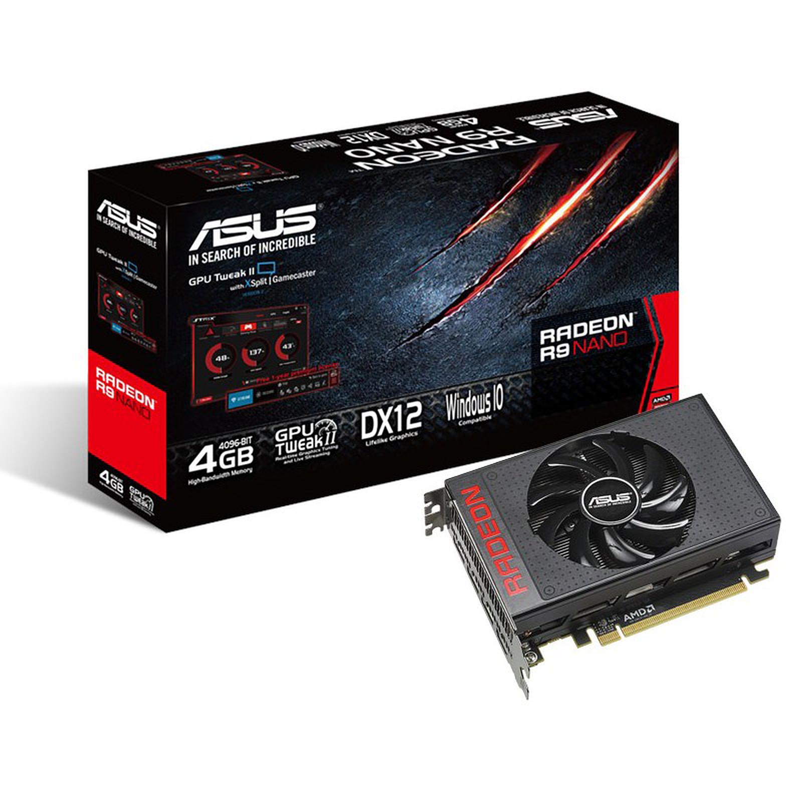 ASUS Radeon R9 Nano R9NANO-4G