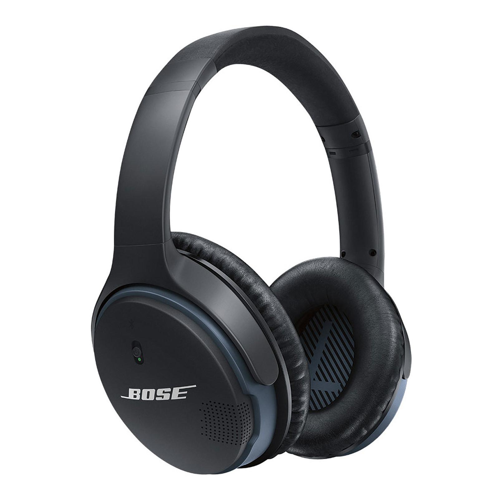 Bose Soundlink Ii Noir Casque Bose Sur Ldlccom