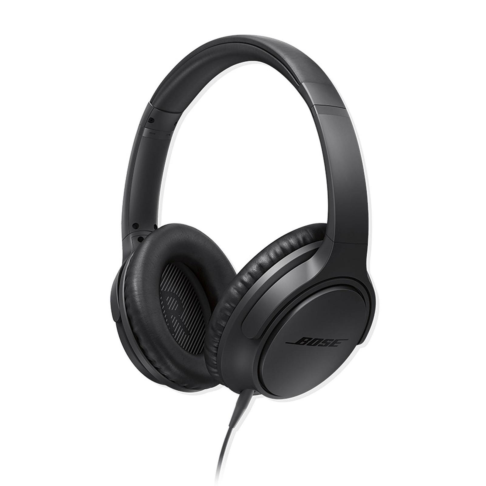 Bose SoundTrue Around-Ear II Samsung & Android Noir
