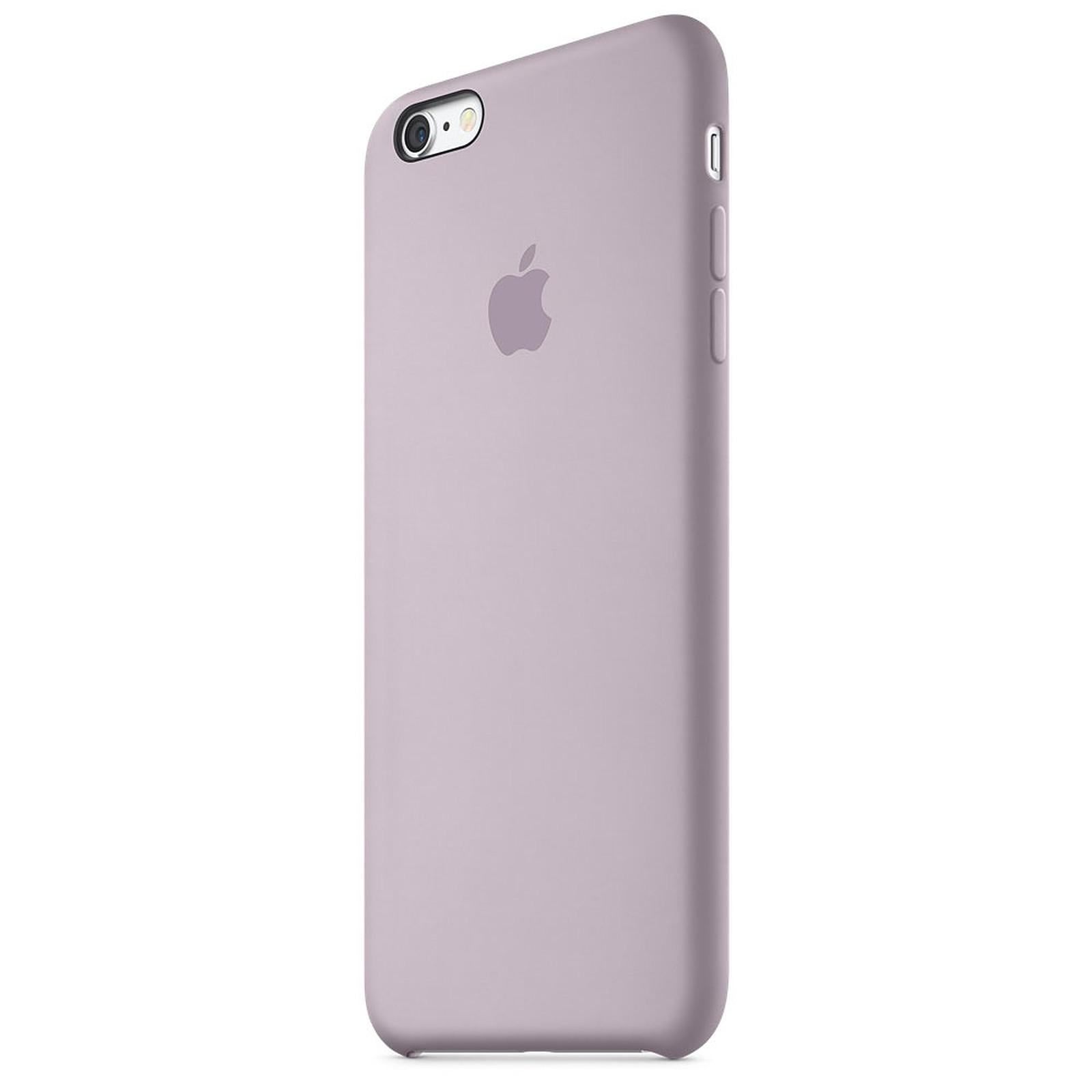 Apple Coque en silicone Lavande Apple iPhone 6s Plus - Coque ...