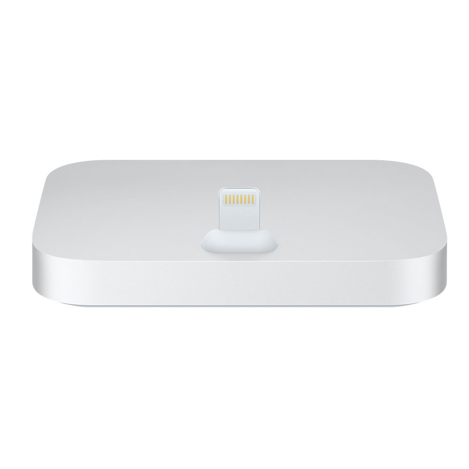 Apple Lightning Dock Argent