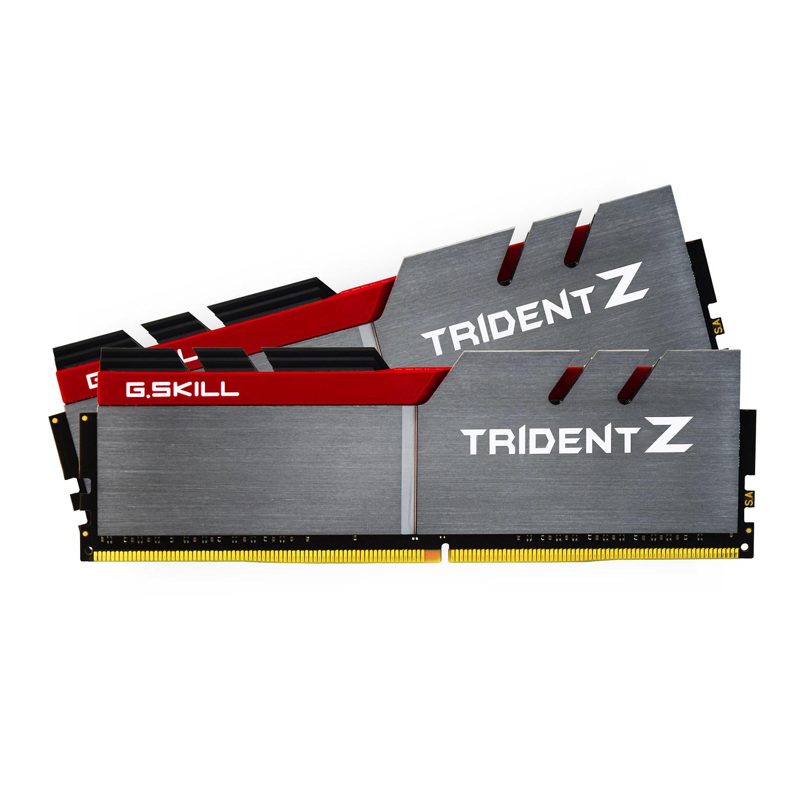 G.Skill Trident Z 8 Go (2x 4 Go) DDR4 3866 MHz CL18