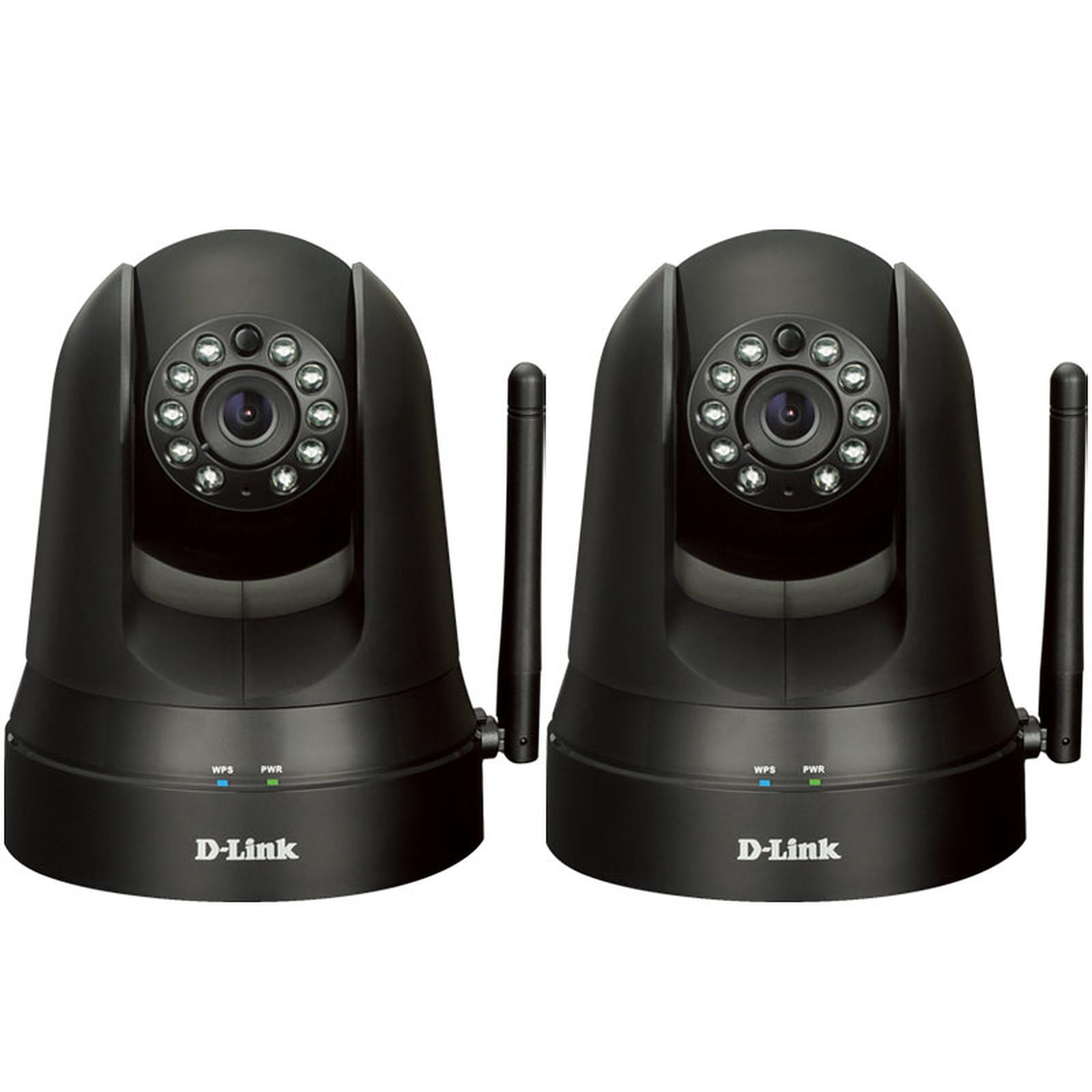 D-Link DCS-5009L x 2