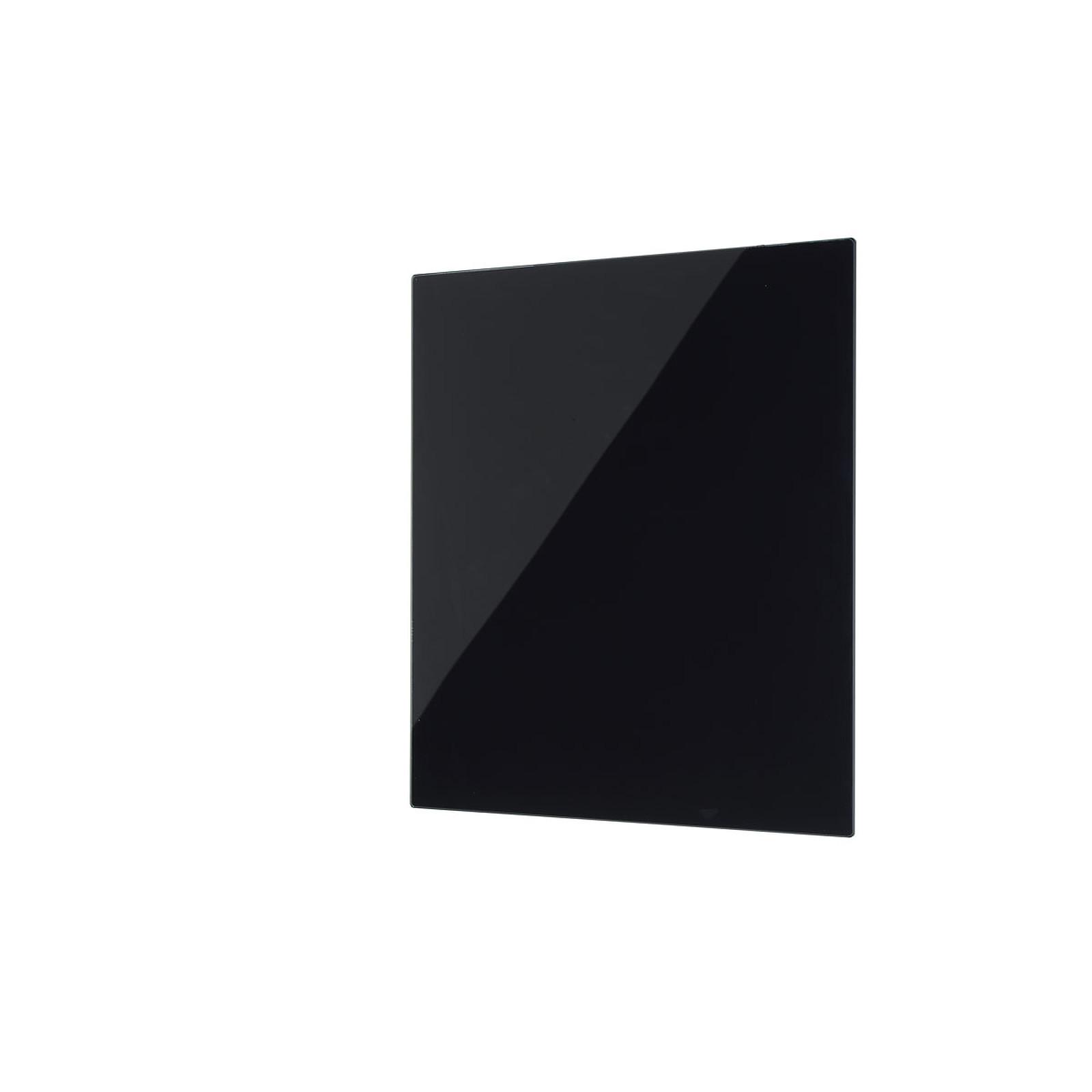 bi office tableau m mo en verre magn tique noir tableau. Black Bedroom Furniture Sets. Home Design Ideas