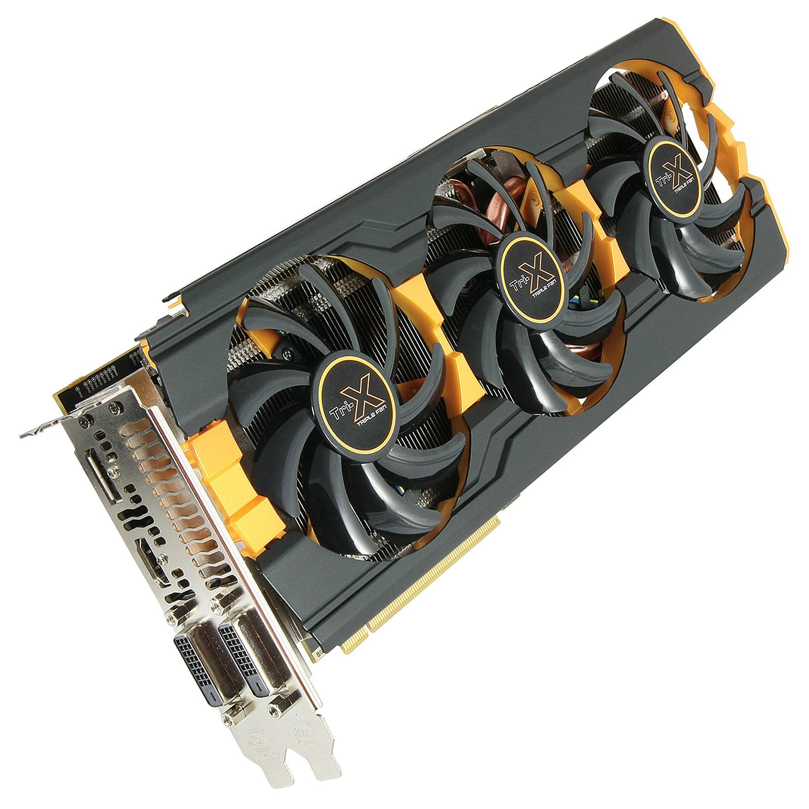 Sapphire Radeon R9 290 Tri-X 4G GDDR5 Lite RF