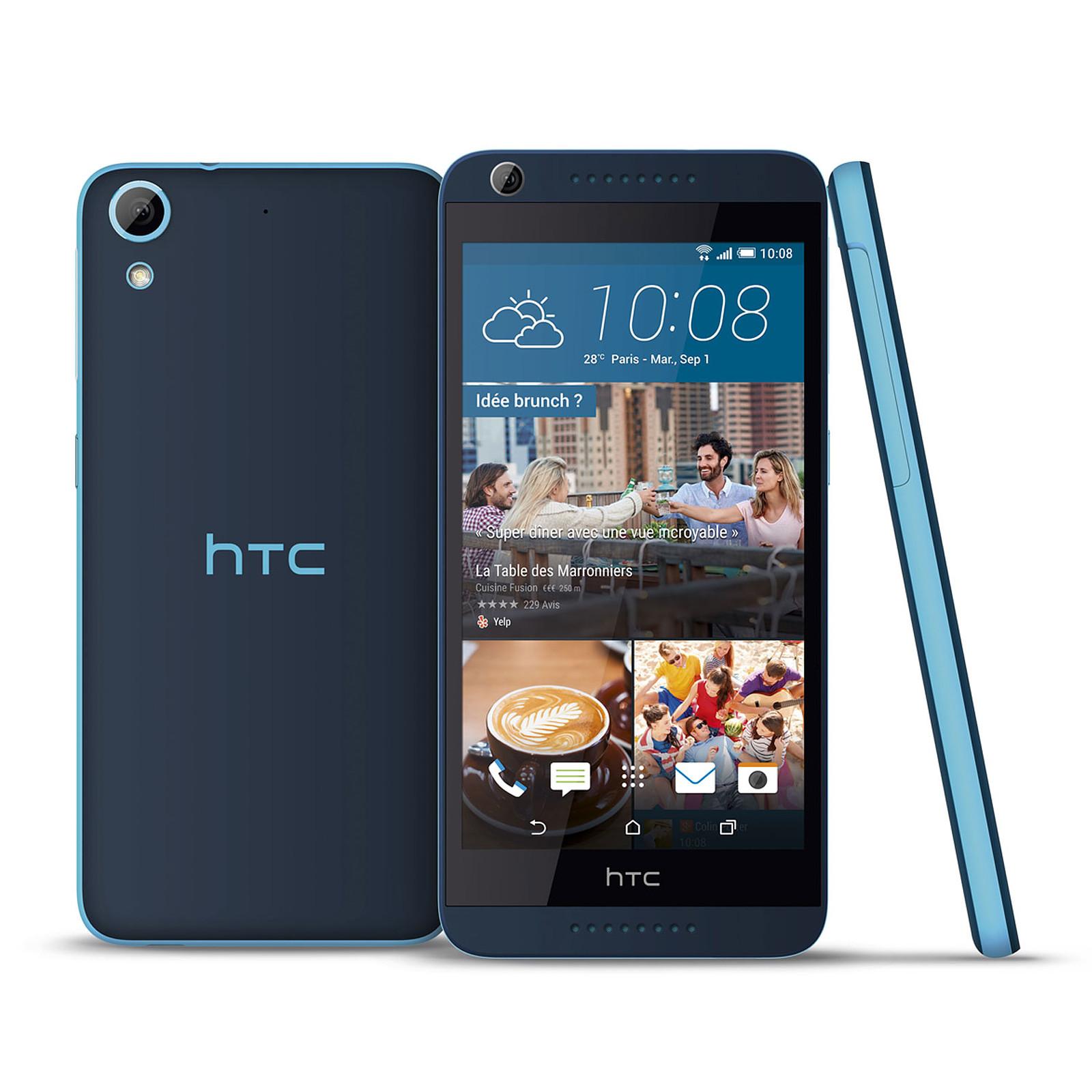 HTC Desire 626 Bleu