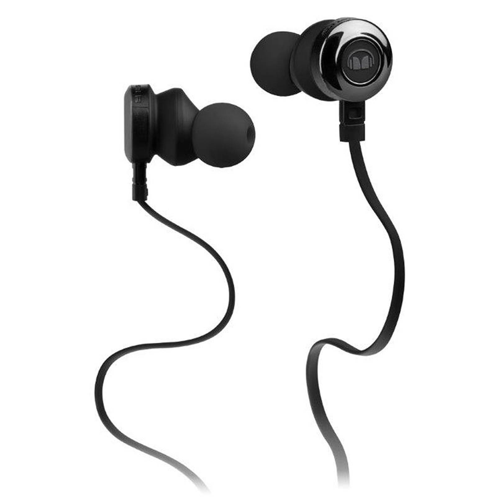 Monster Clarity HD In-Ear Noir