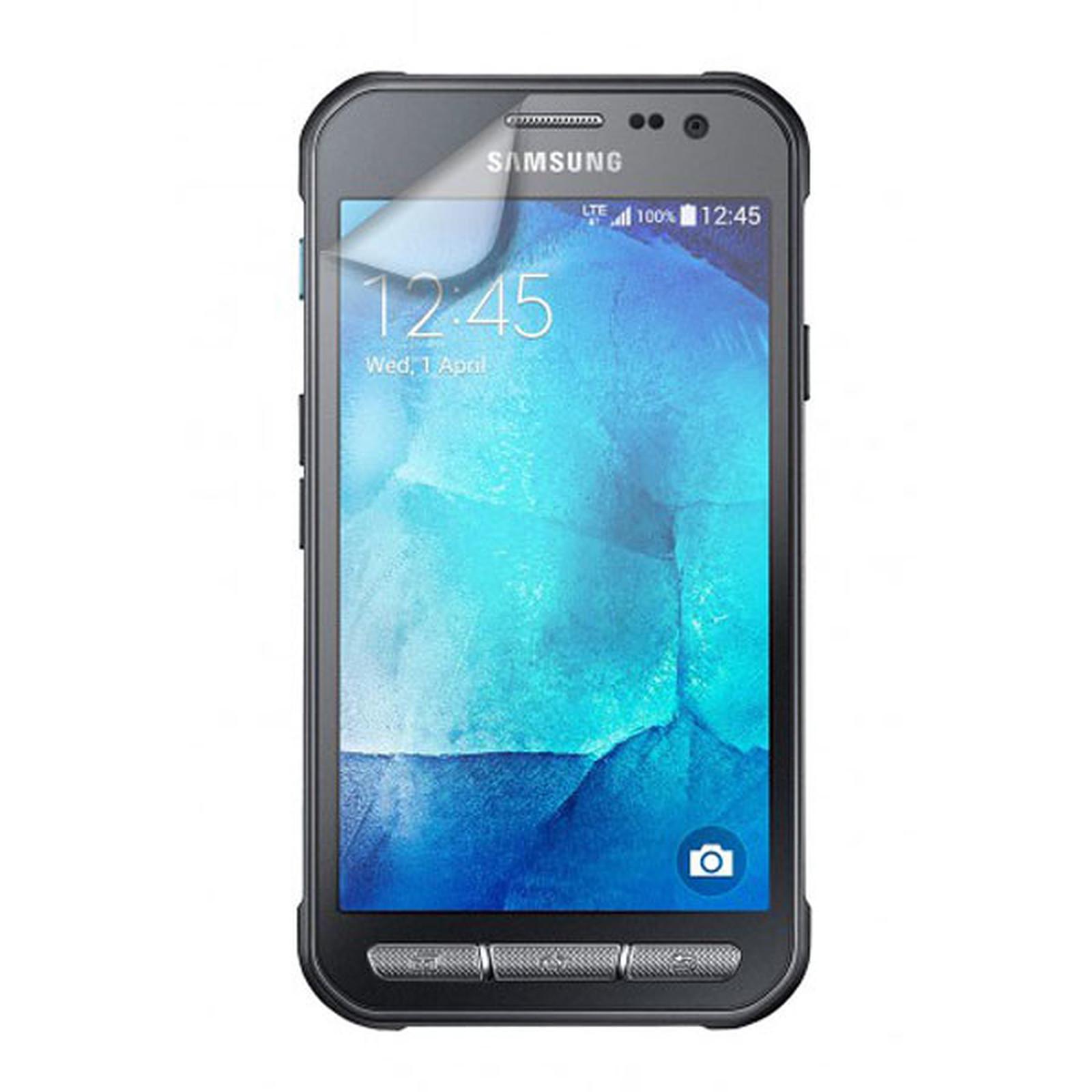 xqisit 3 Films de protection pour Samsung Galaxy Xcover 3