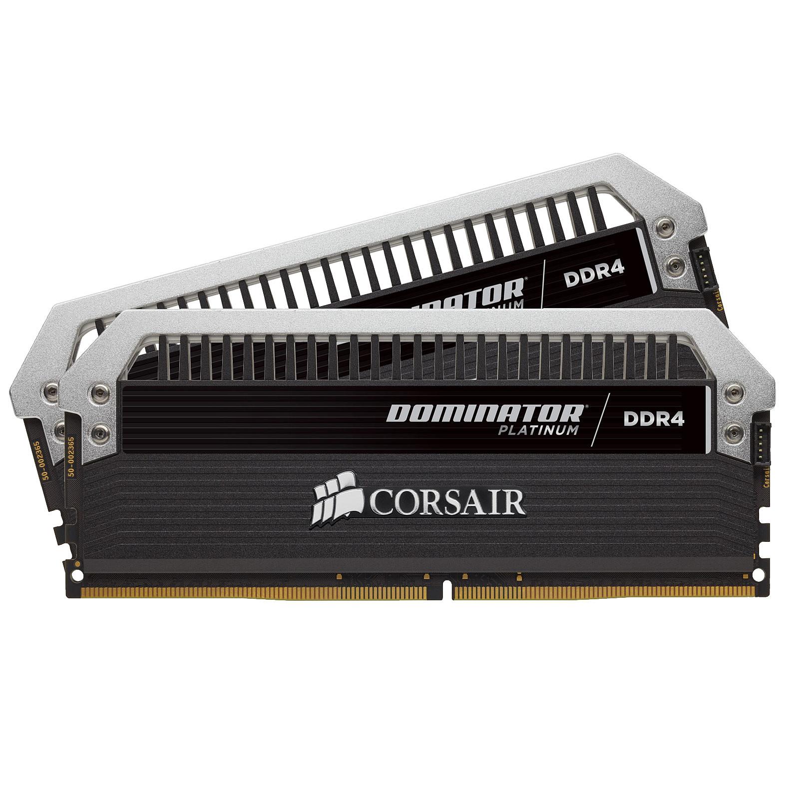 Corsair Dominator Platinum 32 Go (2x 16 Go) DDR4 3000 MHz CL15