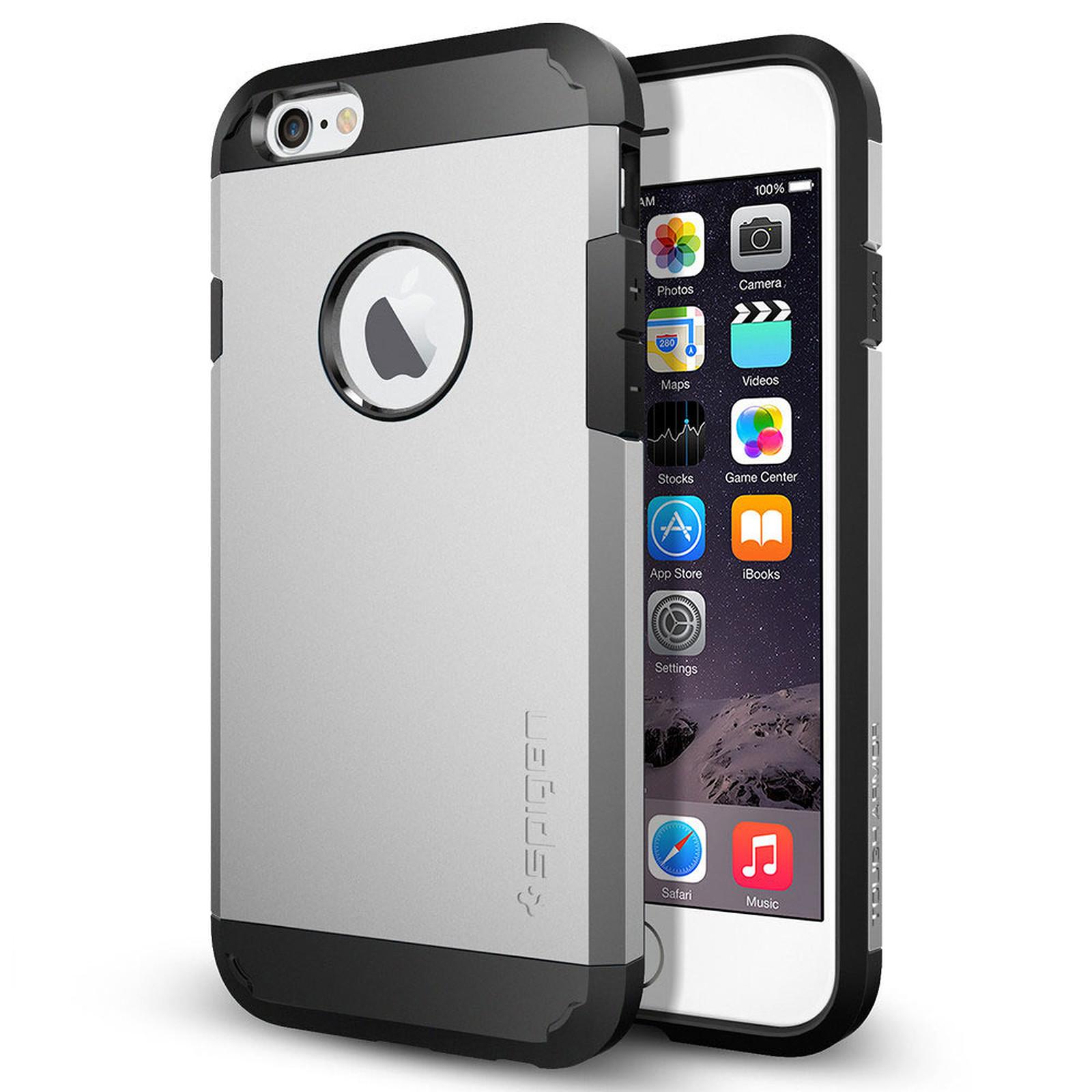 coque iphone 6 spigen gris