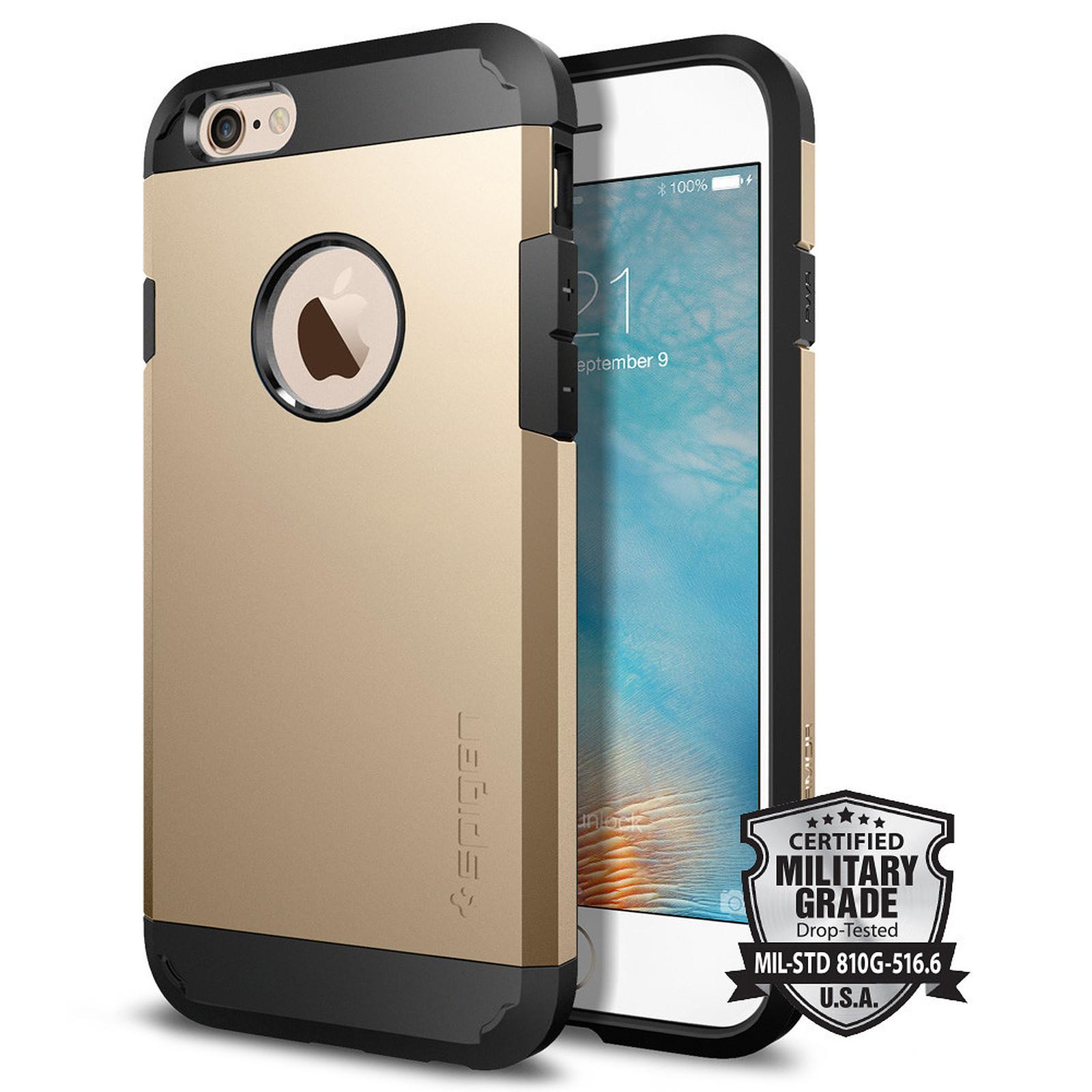 Spigen Case Tough Armor Champagne Gold iPhone 6/6s