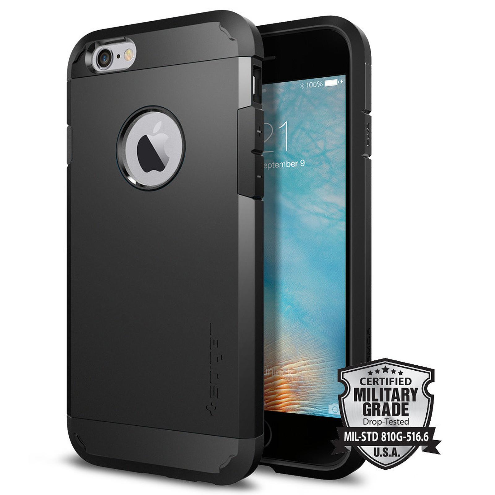 Spigen Case Tough Armor Noir Apple iPhone 6/6s
