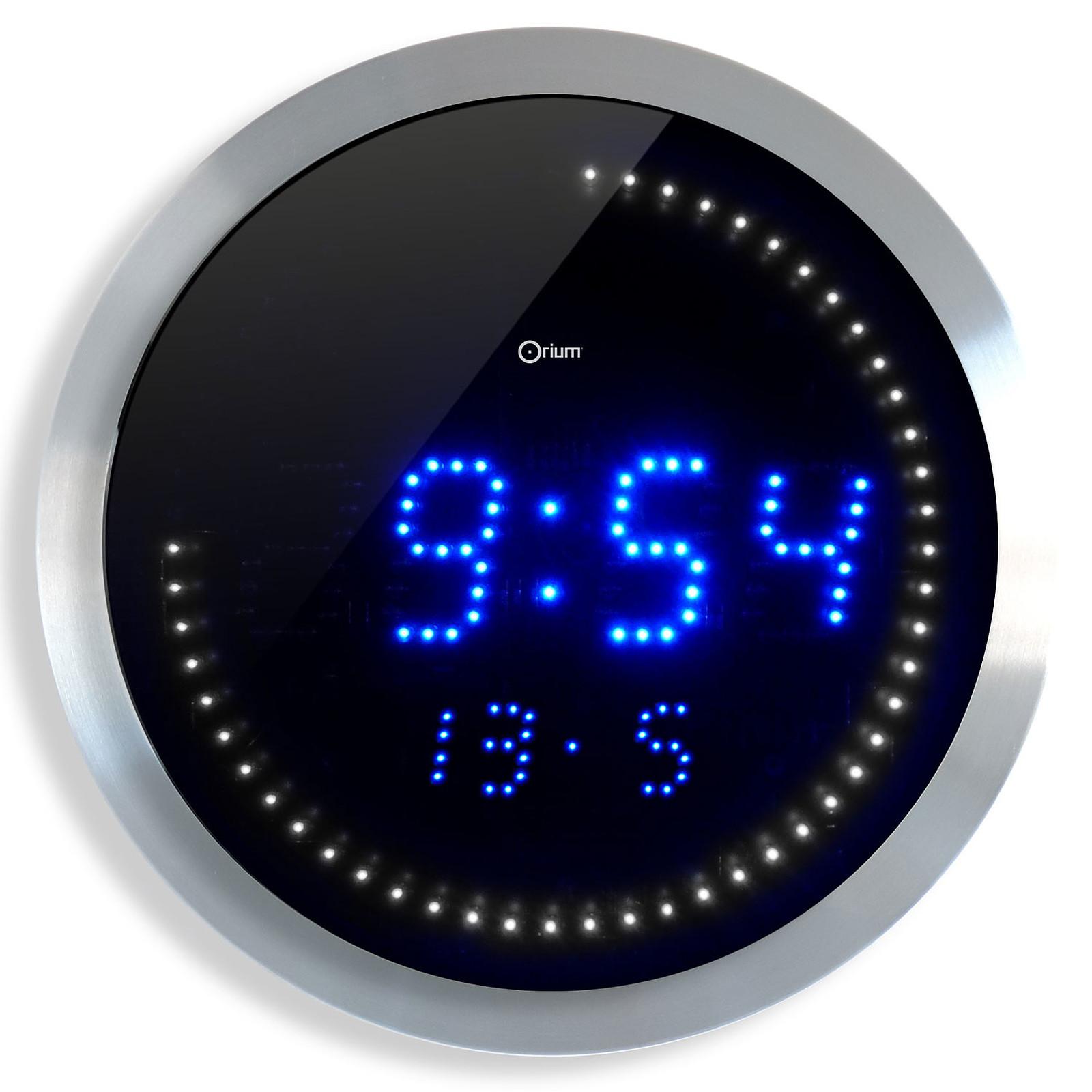 Horloge De Bureau Originale orium horloge ice blue