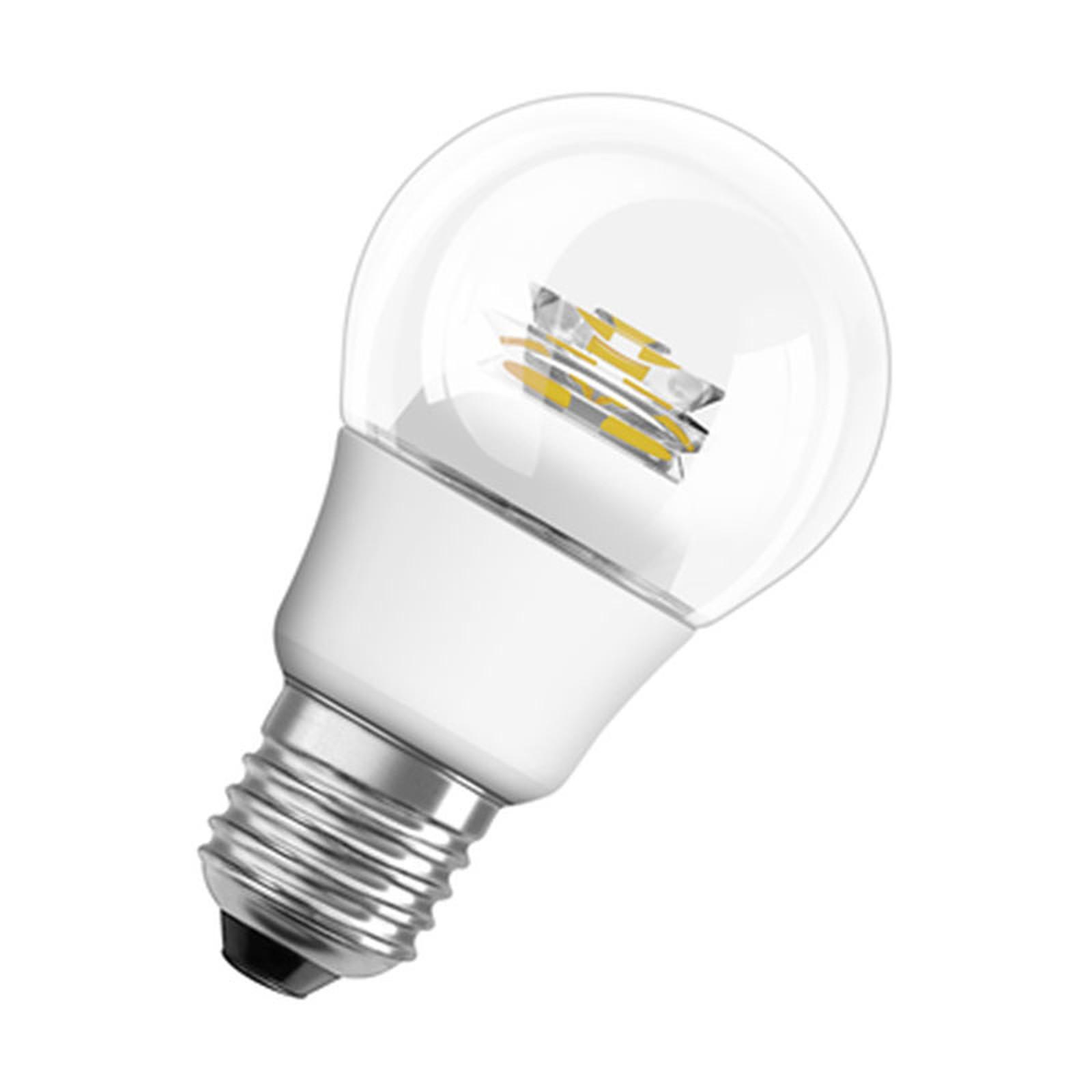 Osram Ampoule Led Retrofit Standard E27 4w 40w A: OSRAM Ampoule LED Star Classic Standard E27 6W (40W) A