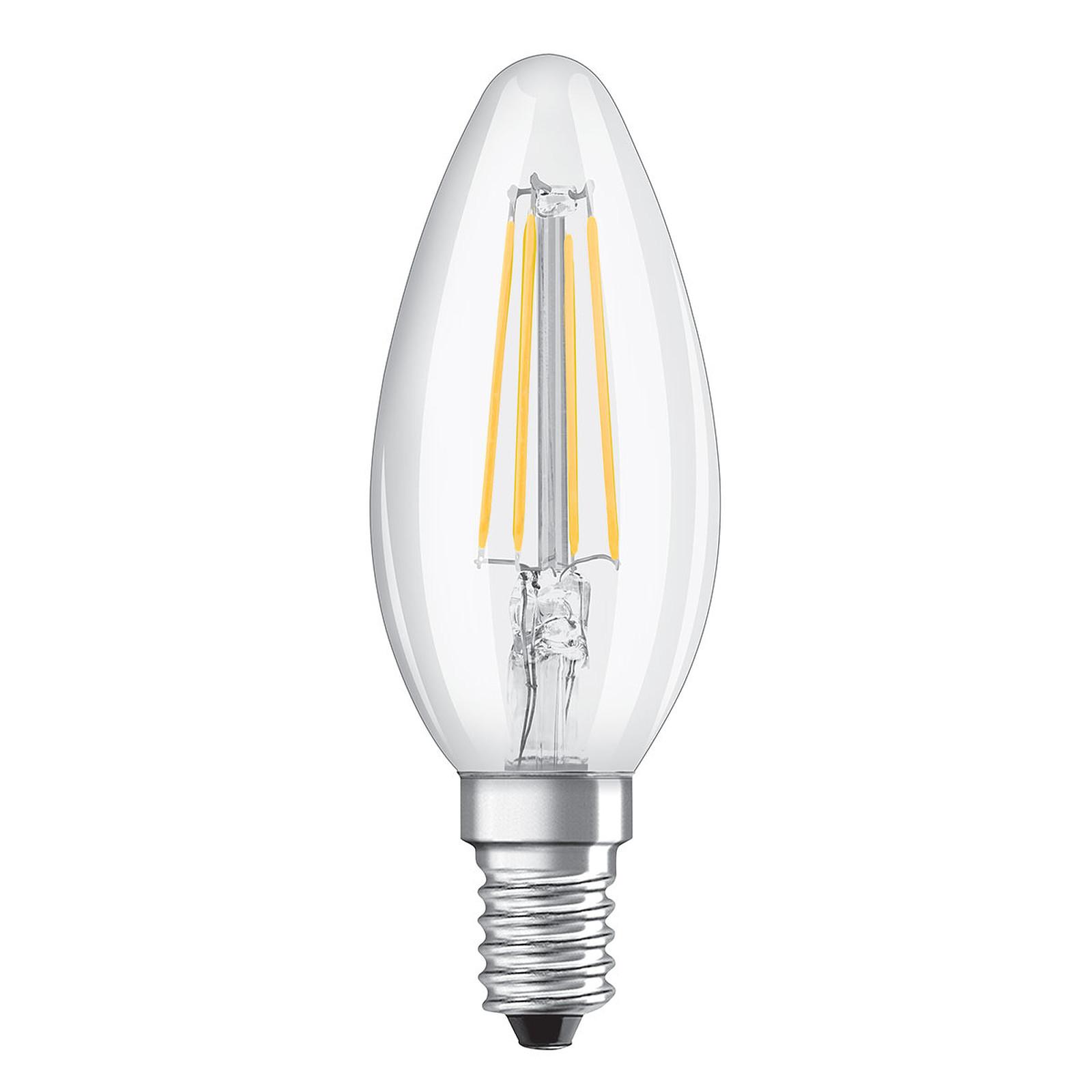 OSRAM Ampoule LED Retrofit flamme E14 4W (37W) A++