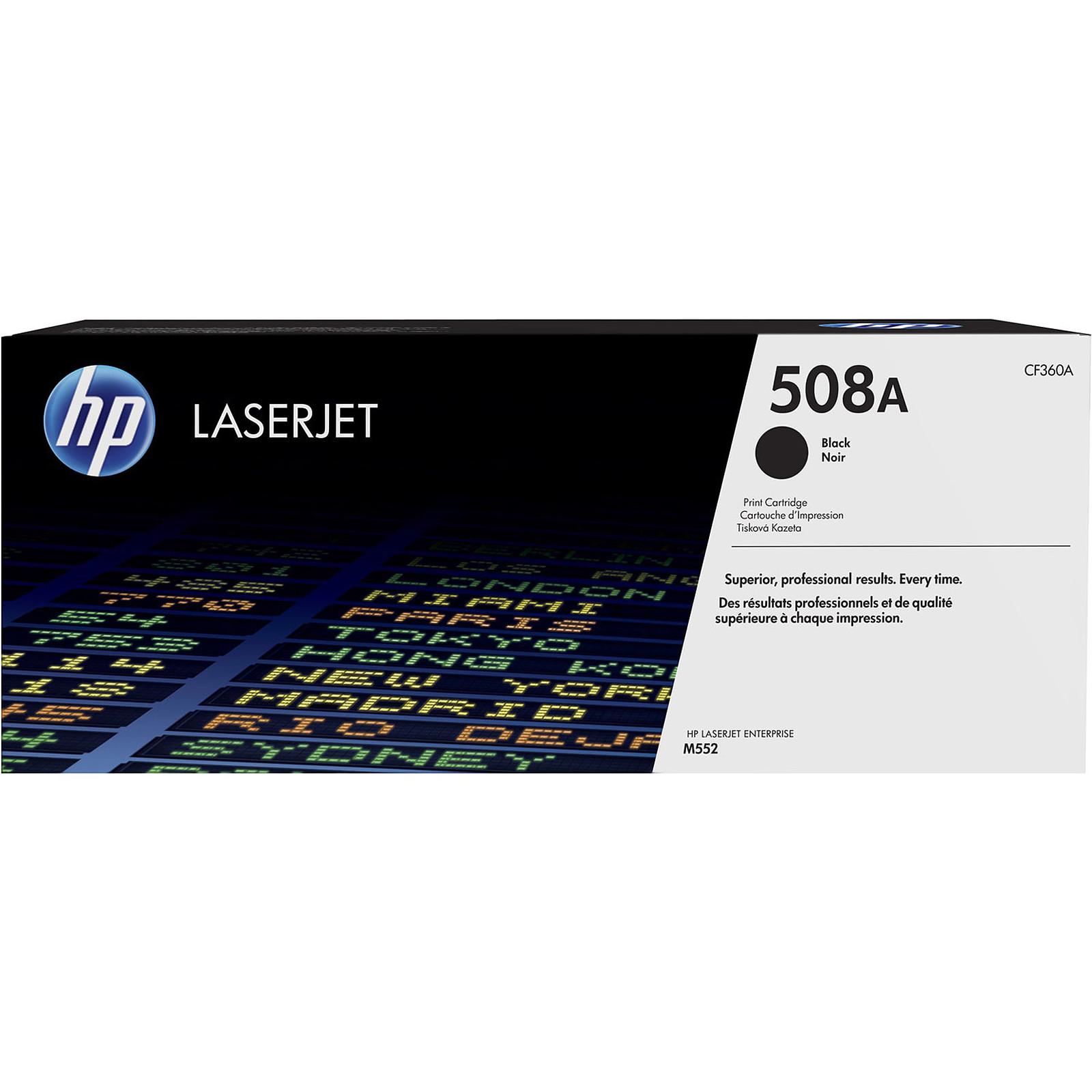 HP LaserJet 508A (CF360A)