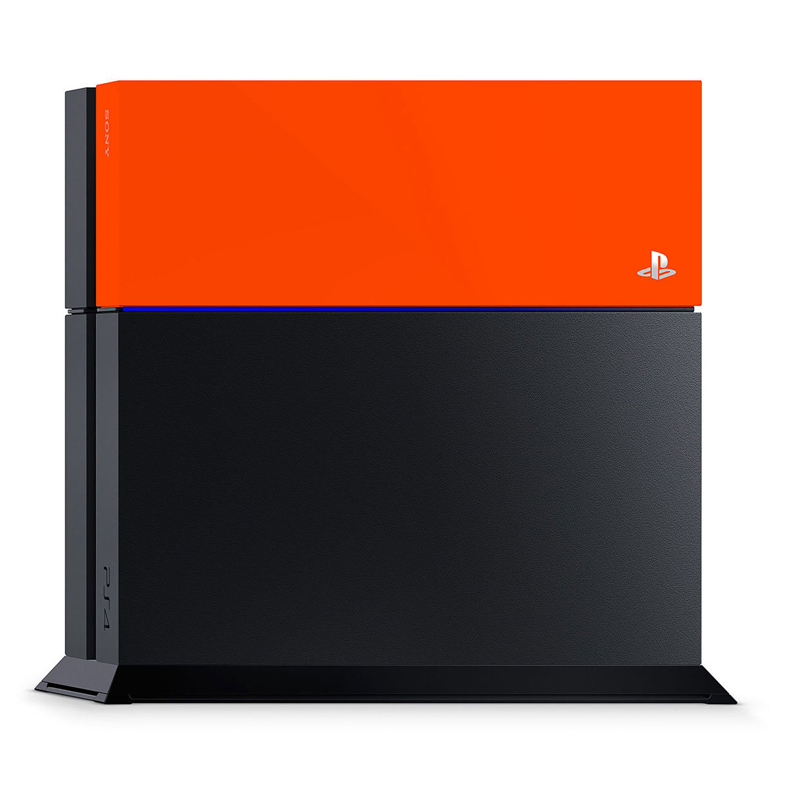 Sony Custom Faceplate Neon Orange