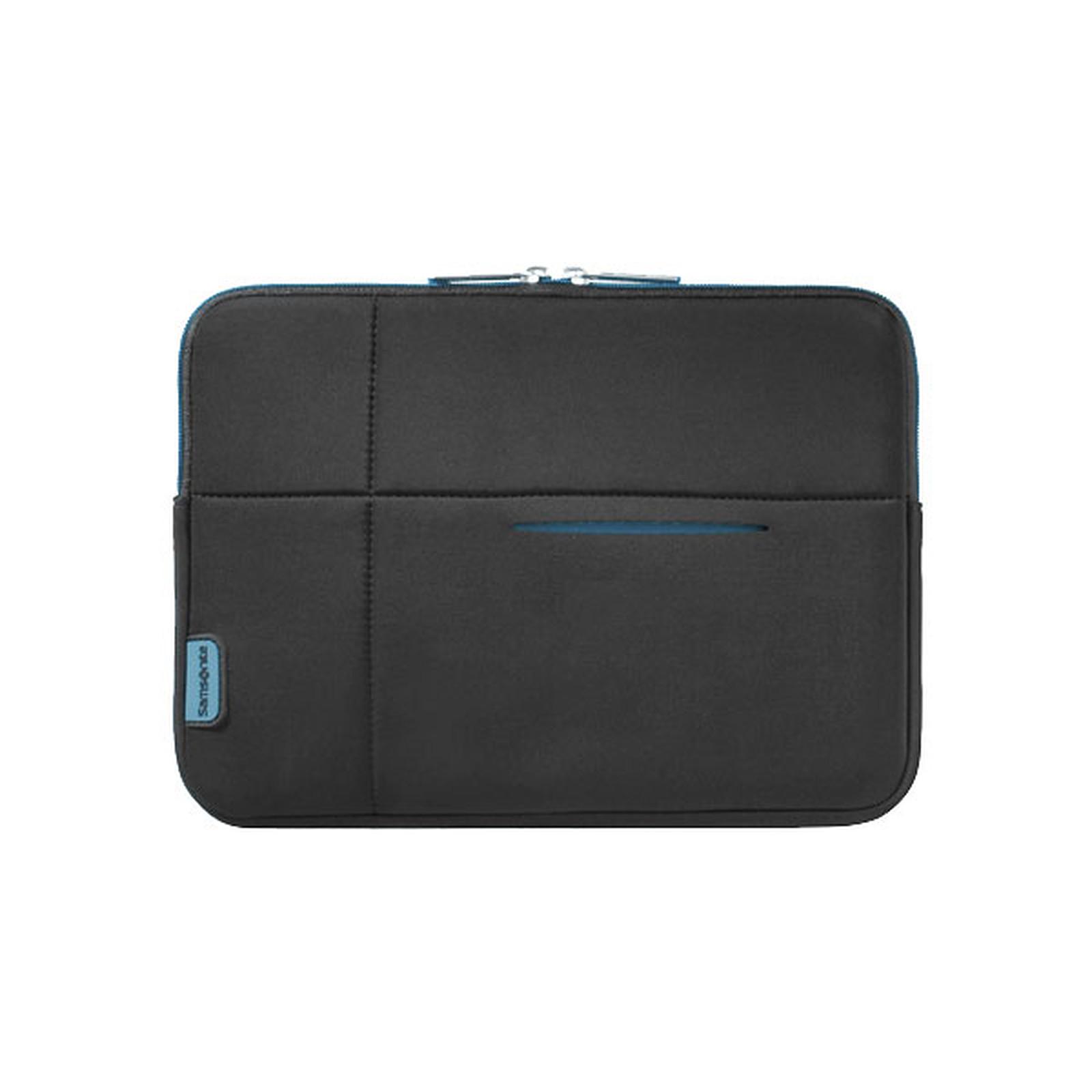 "Samsonite Airglow Sleeve 10.2"" (coloris noir/bleu)"