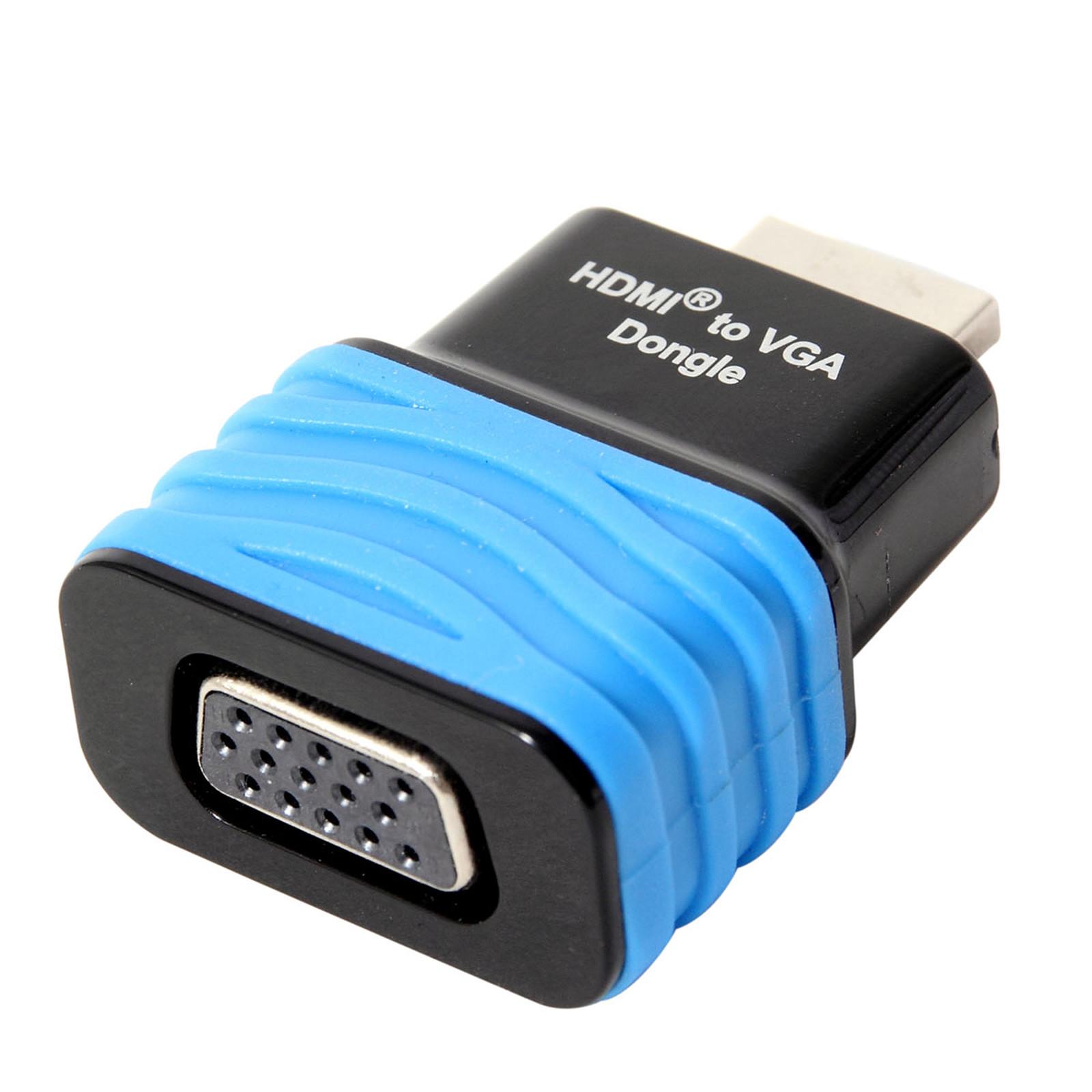 LDLC Adaptateur Dongle HDMI / VGA