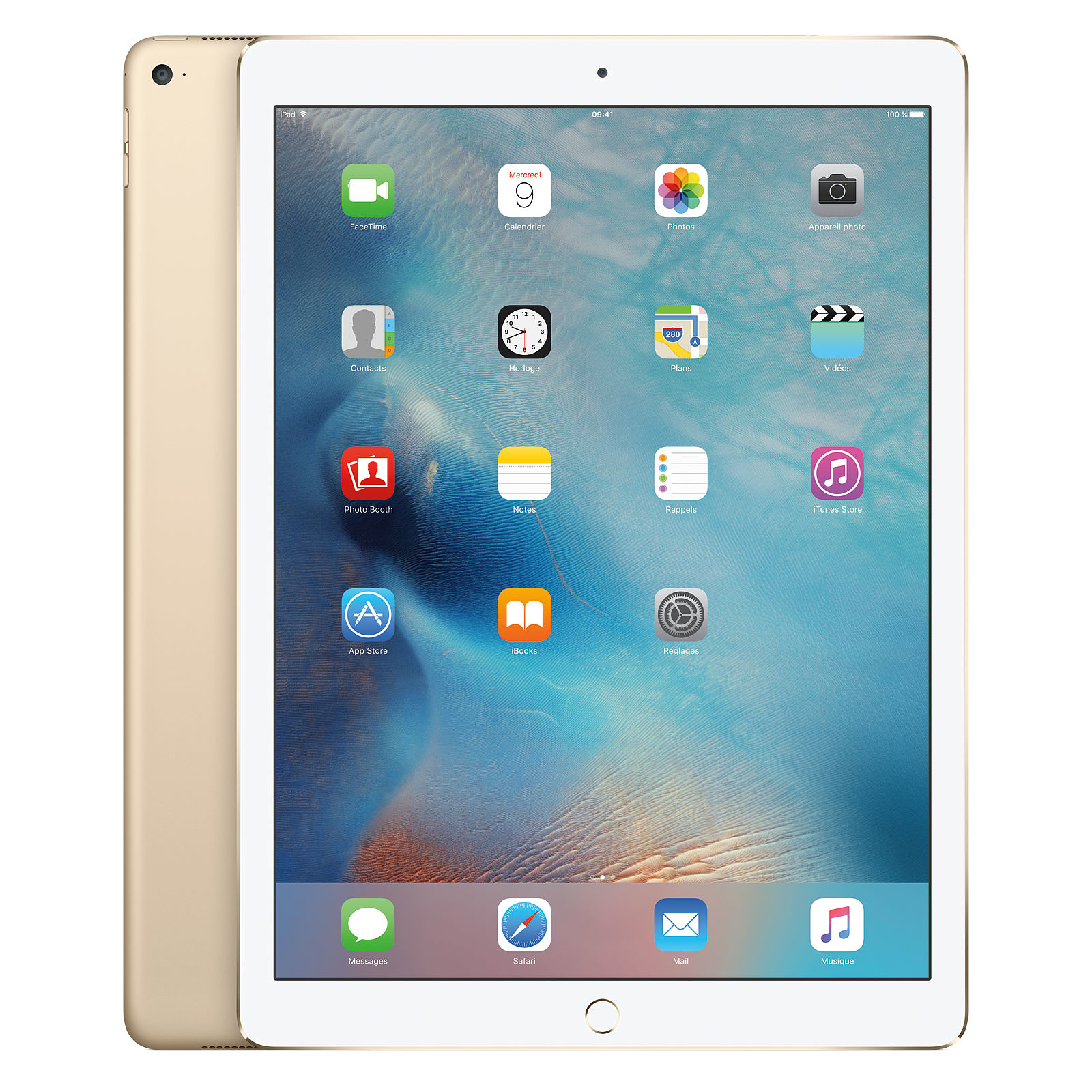 Apple iPad Pro 32 Go Wi-Fi Or