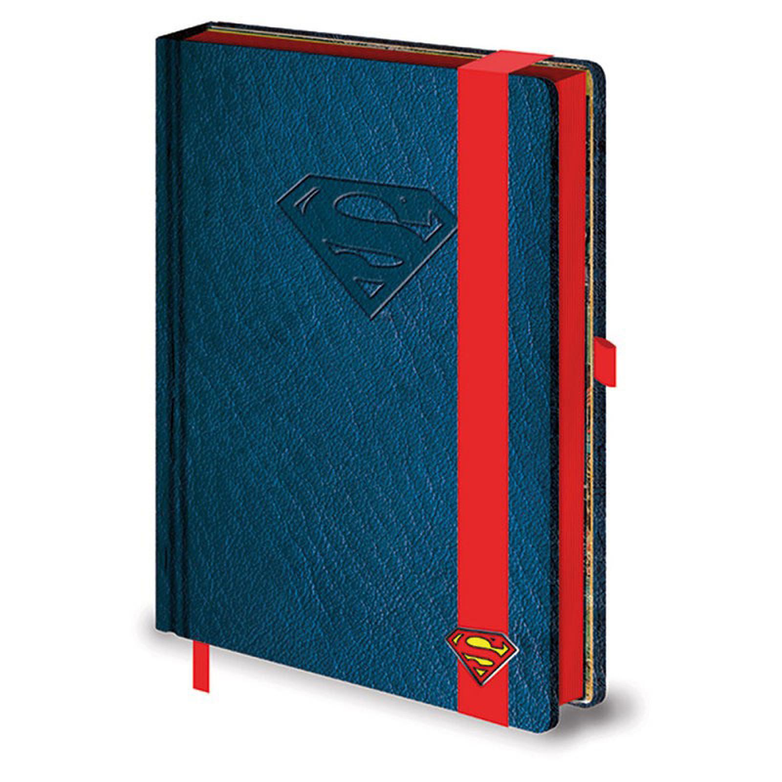 Cahier Premium A5 Superman
