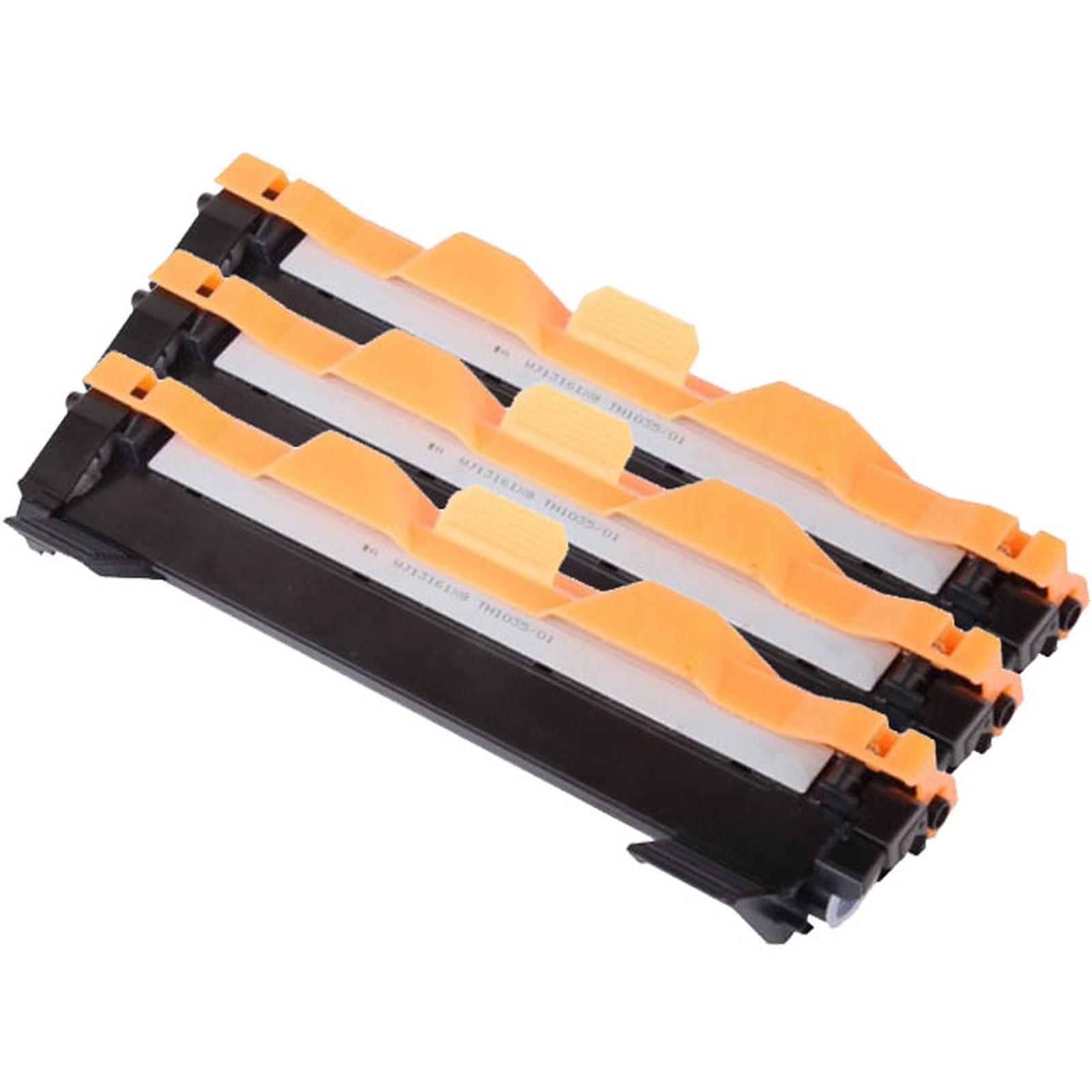 Multipack toners compatibles Brother TN-1050/TN-1000 (Noir)