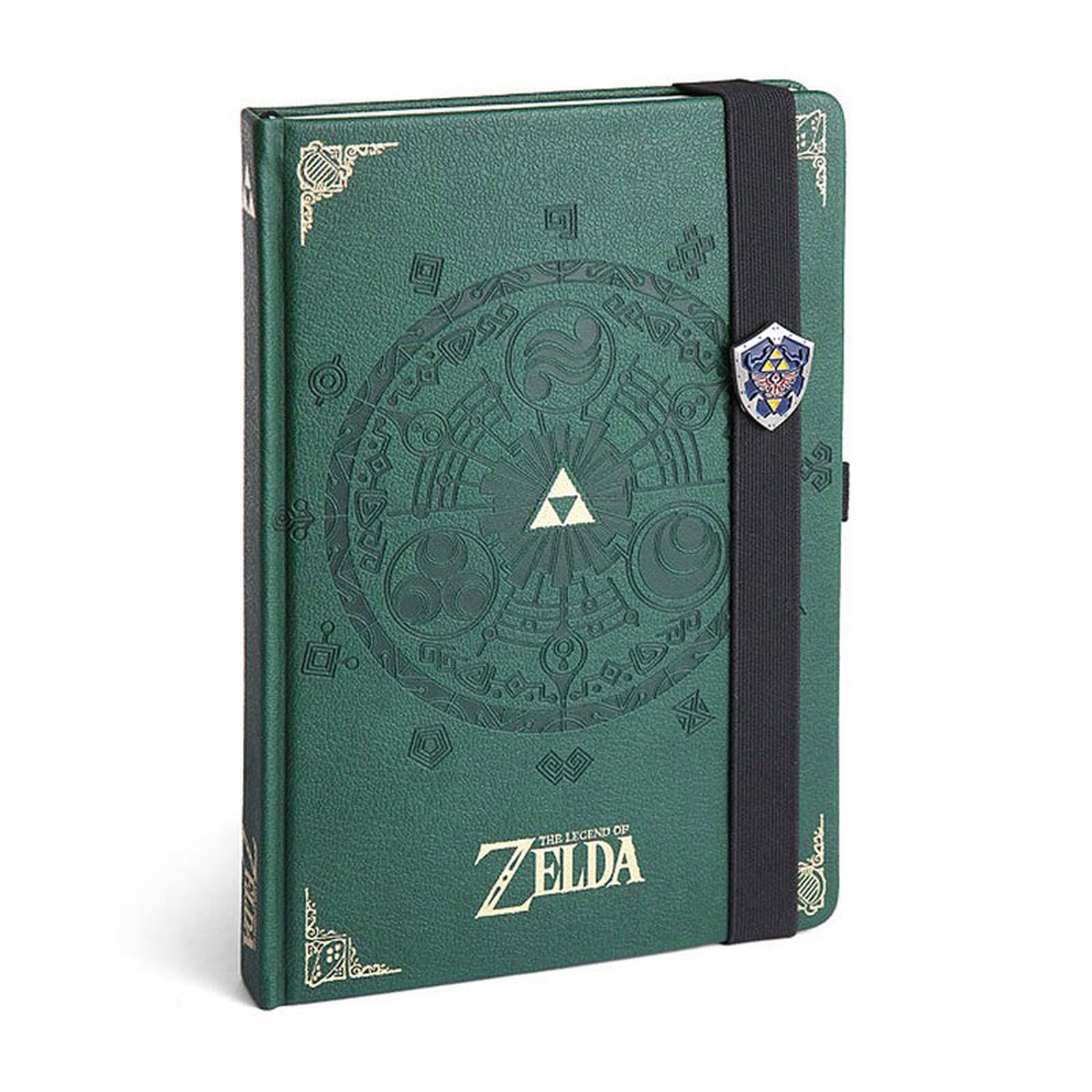 Cahier Premium A5 The Legend of Zelda