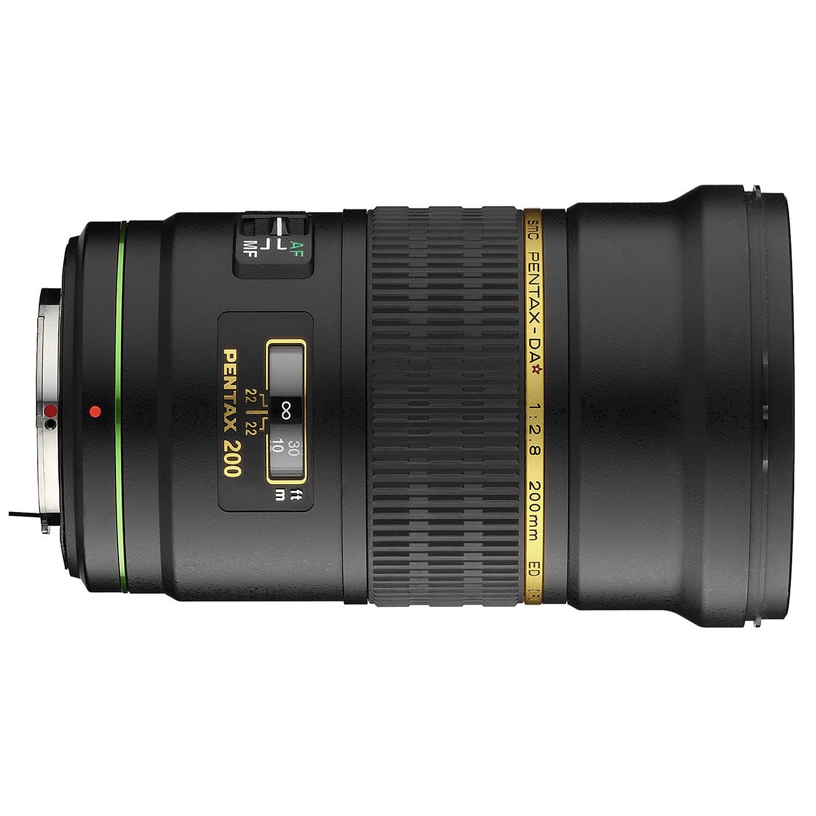 Pentax smc DA 200mm f/2.8 ED [IF] SDM