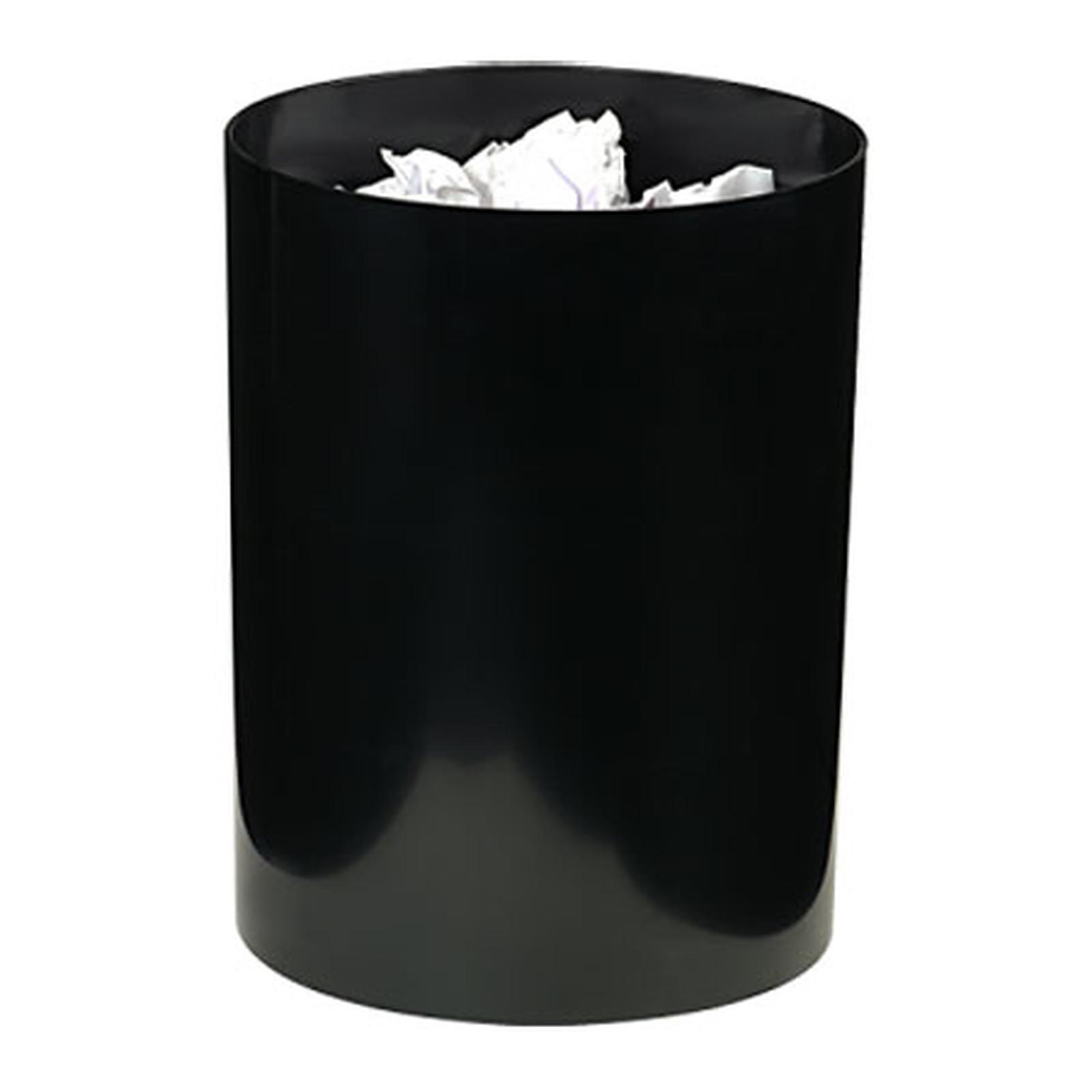 CEP Confort Corbeille à papier Noir 16 litres