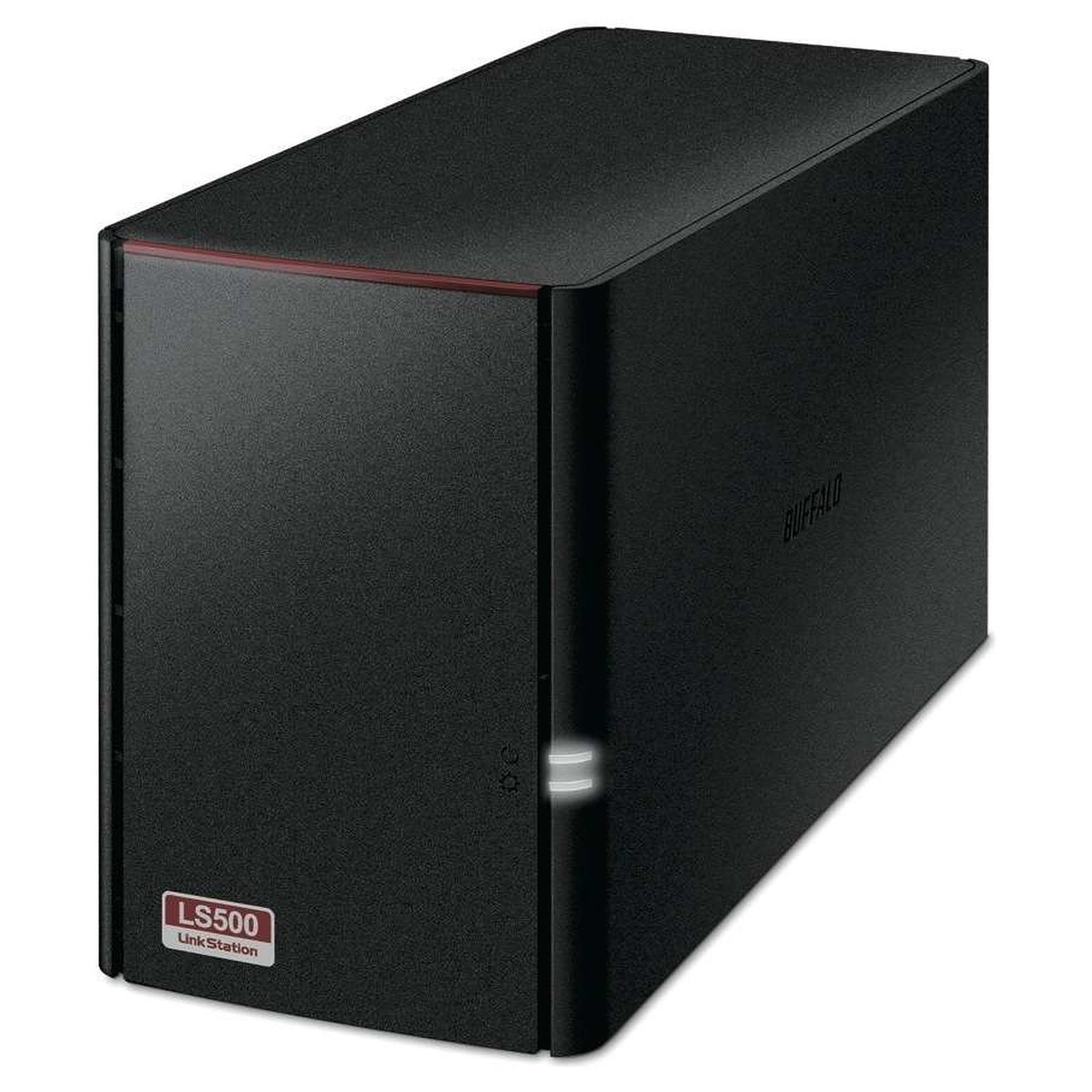 Buffalo LinkStation 520 8 To