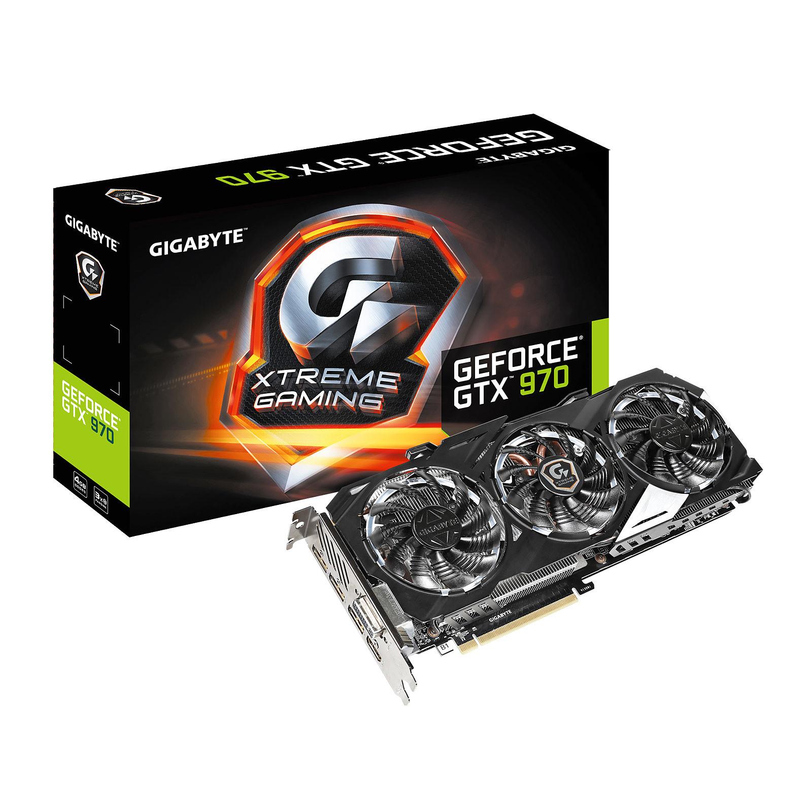 Gigabyte GV-N970XTREME-4GD - GeForce GTX 970 4 GB
