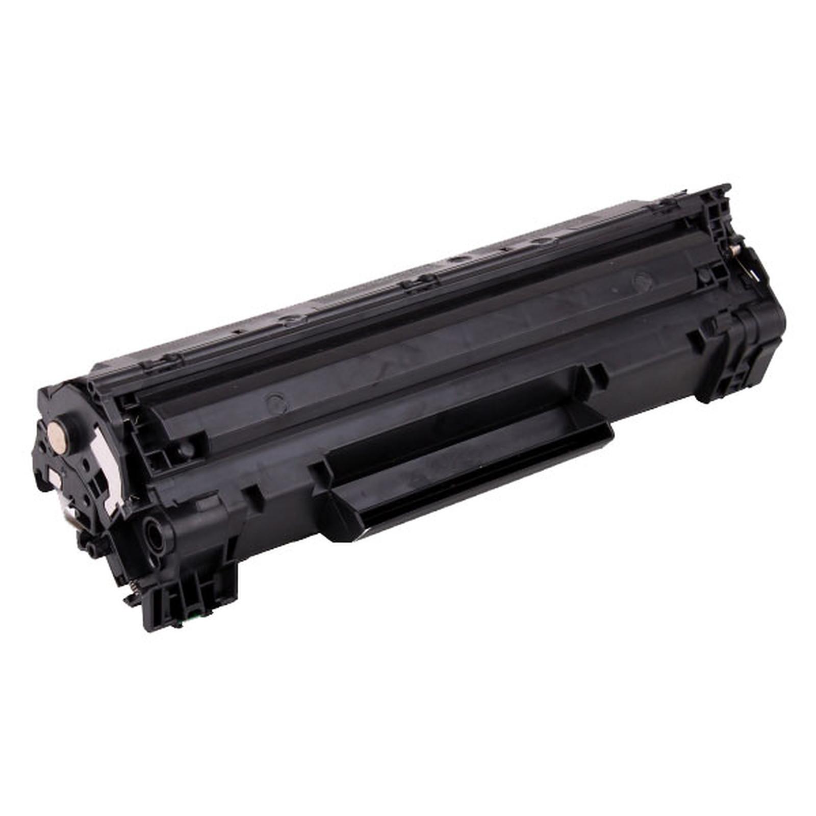 Toner compatible HP CF283A / Canon CRG-737 (Noir)