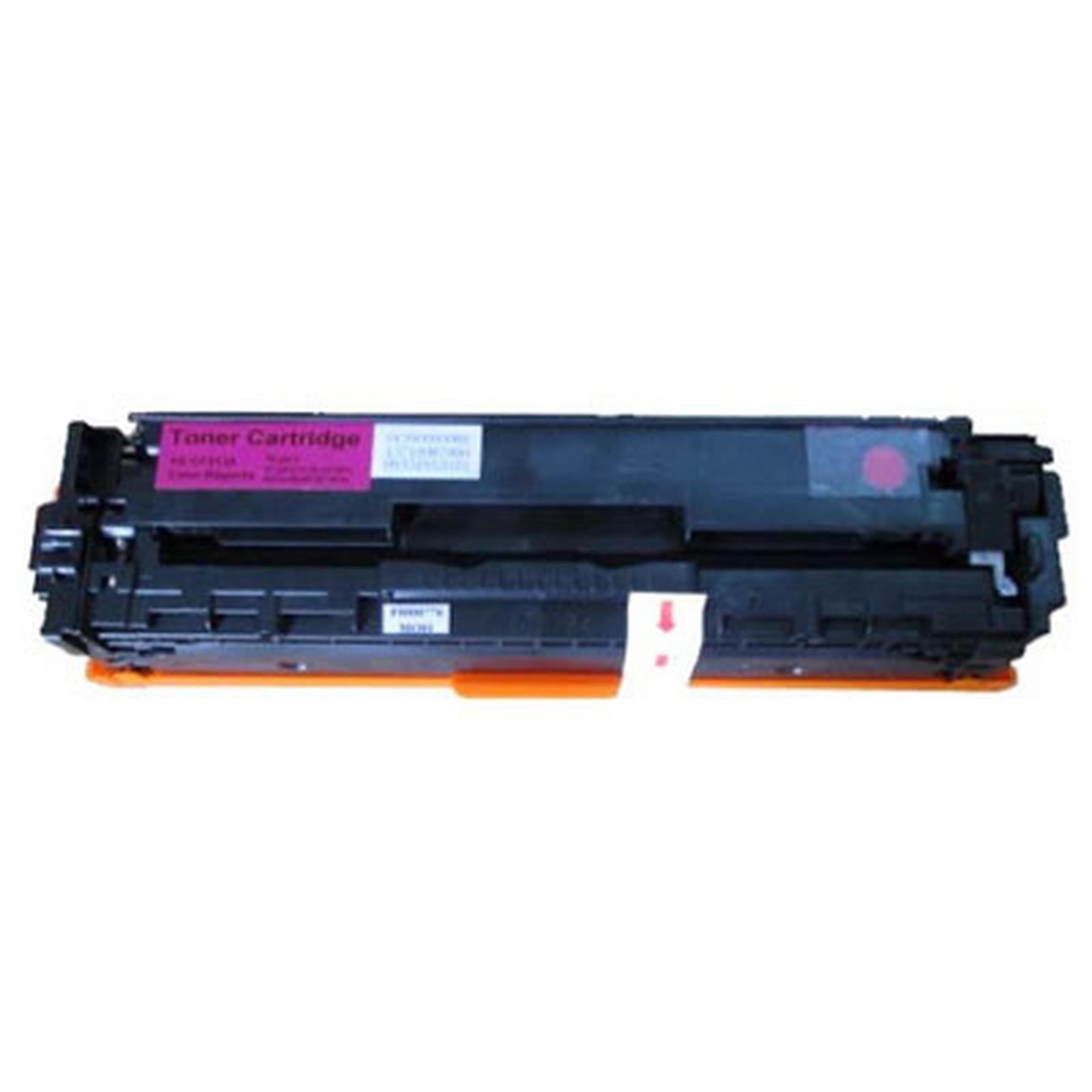 Toner compatible HP 131A / Canon 731 M (Magenta)