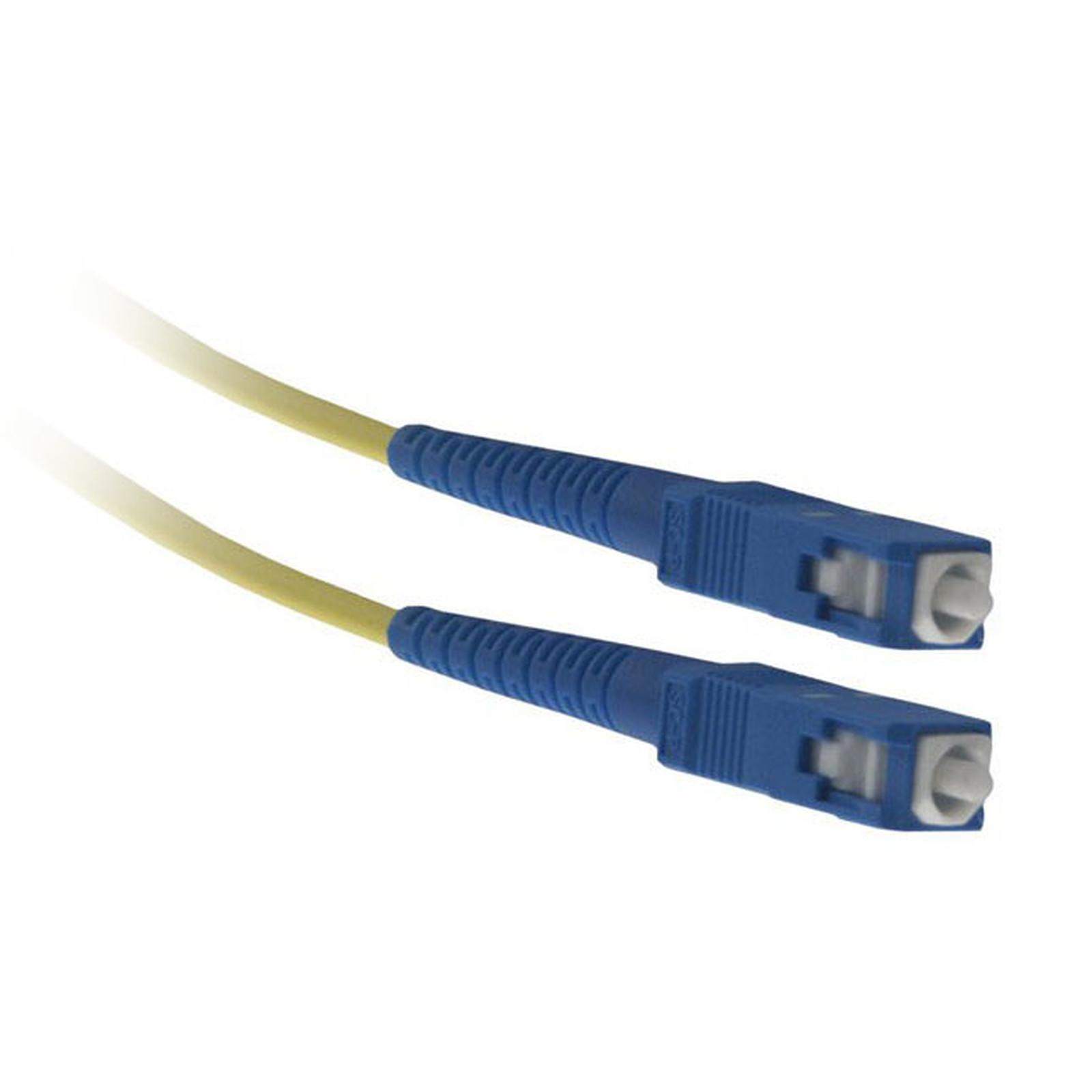 Puente óptico simplex monomodo 9/125 SC-UPC / SC-UPC (3 metros)