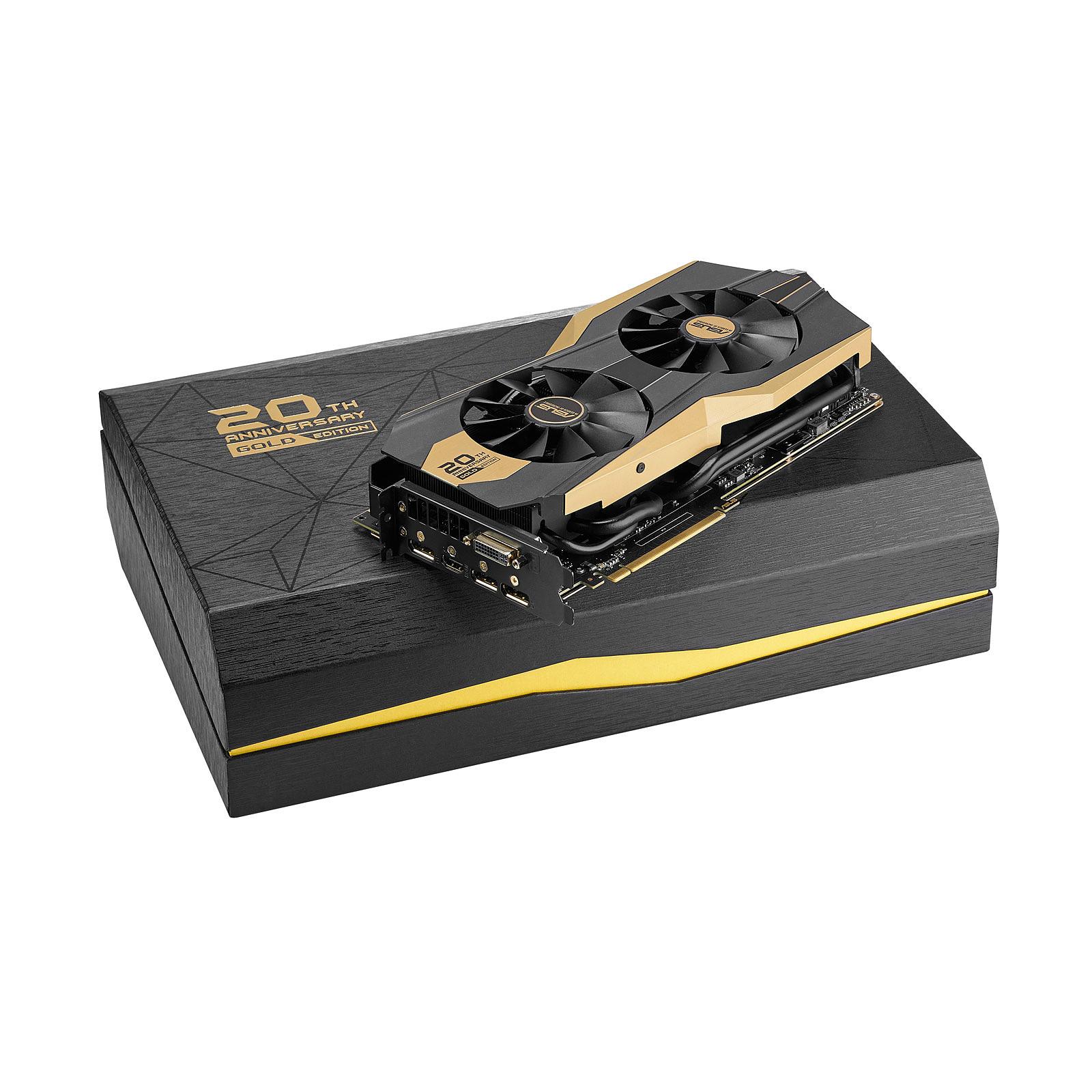 ASUS GOLD20TH-GTX980TI-P-6G-GAMING - GTX 980 Ti 6GB