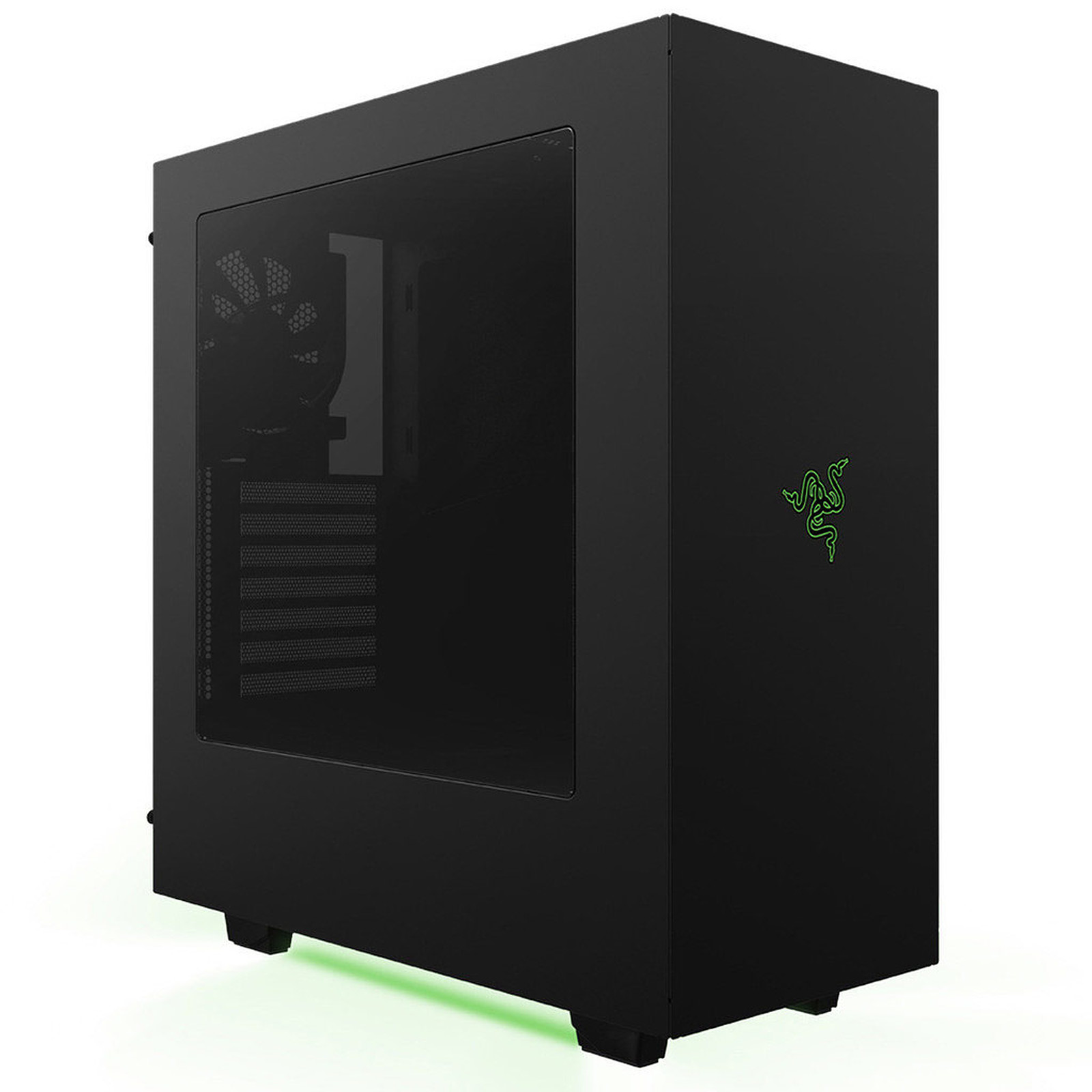 NZXT Source 340 Special Edition designed by Razer