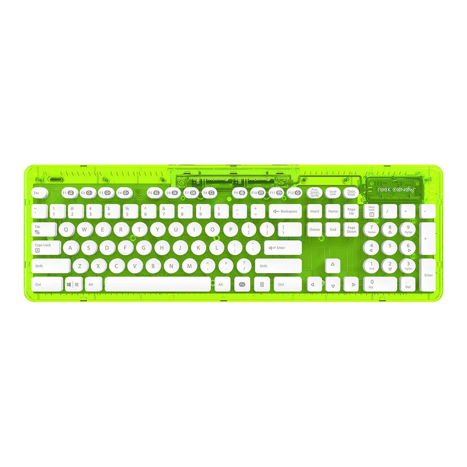 PDP Rock Candy Wireless Keyboard (rose) Clavier PC PDP sur