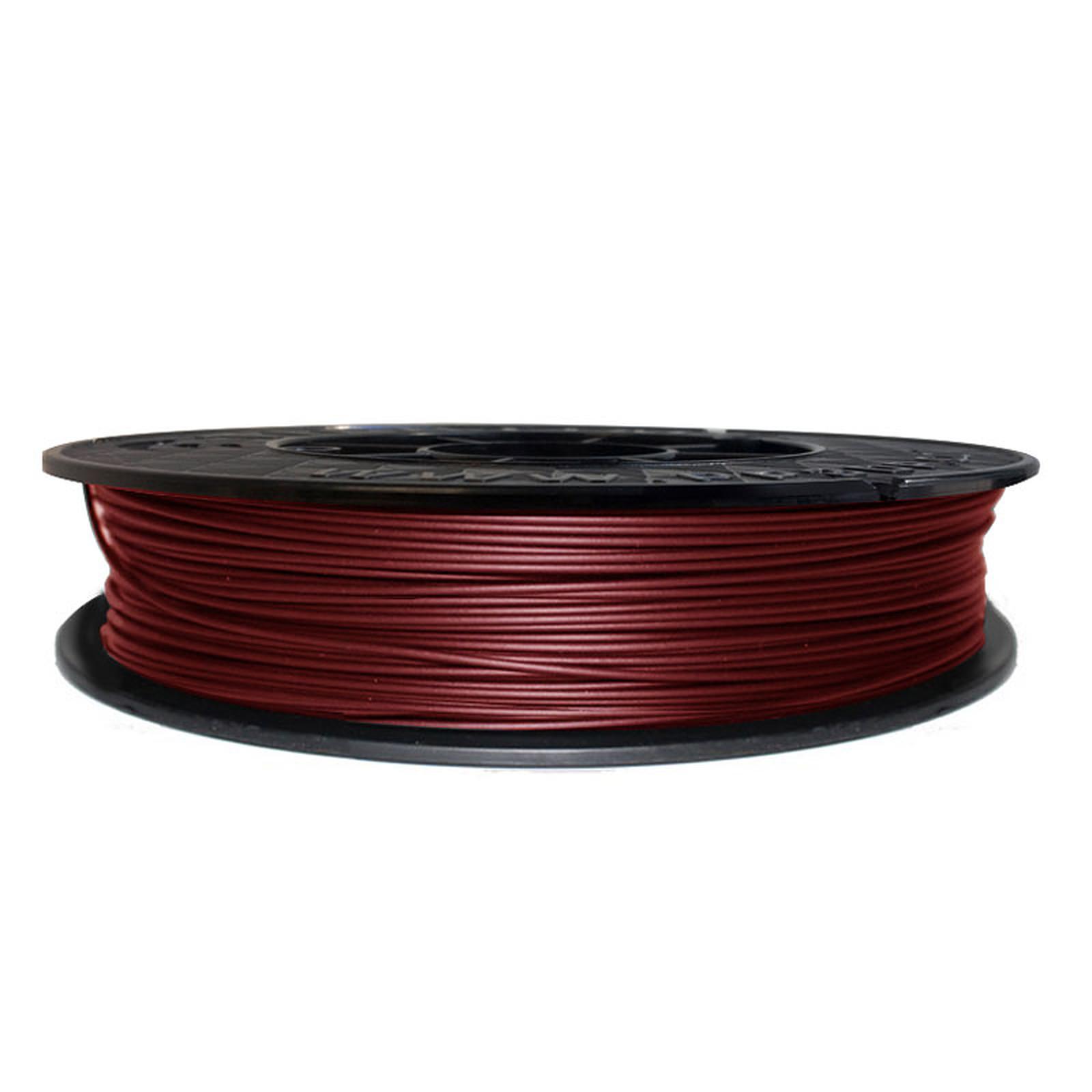 Filament PLA 500g pour imprimante 3D - Rouge