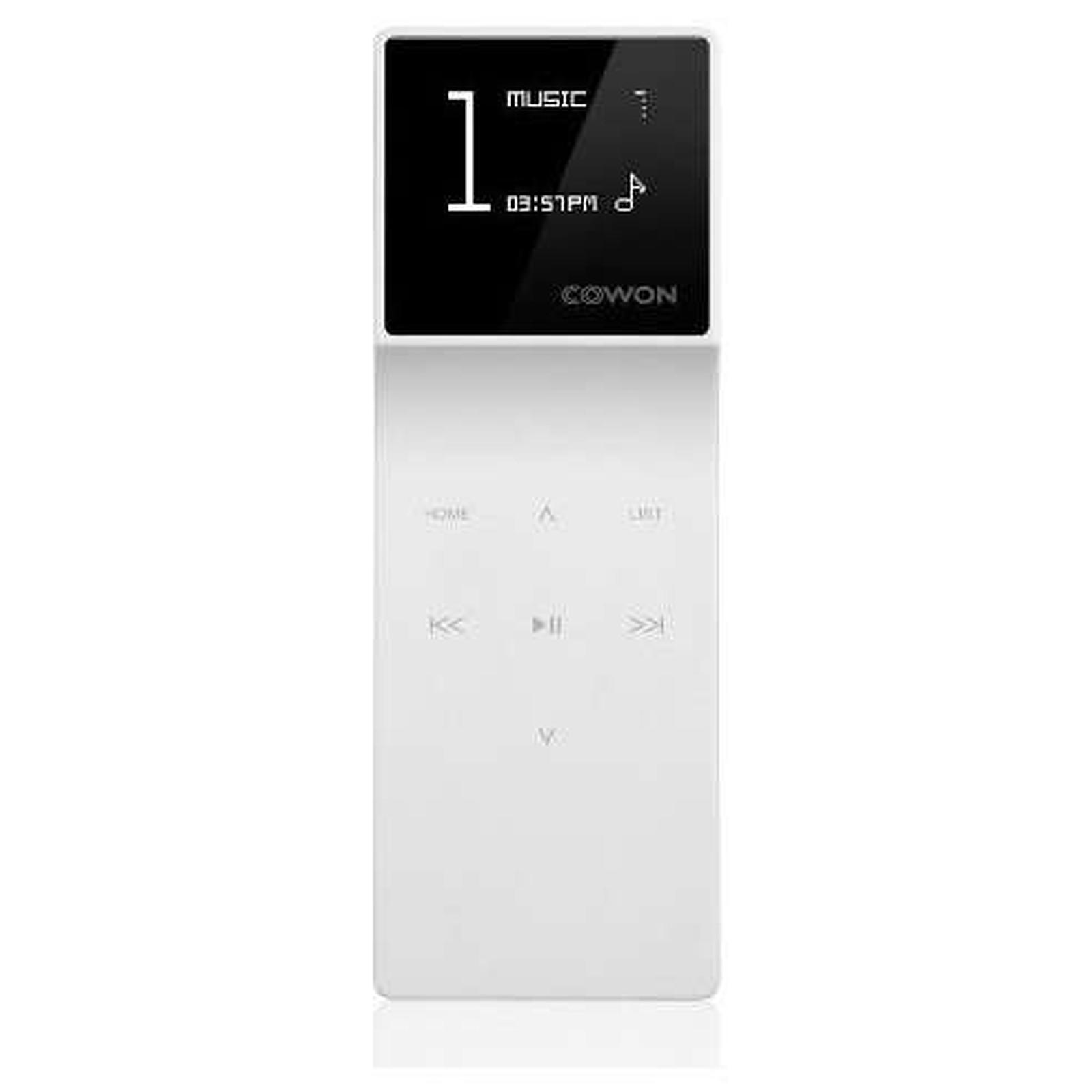 COWON iAUDIO E3 8GB Blanc