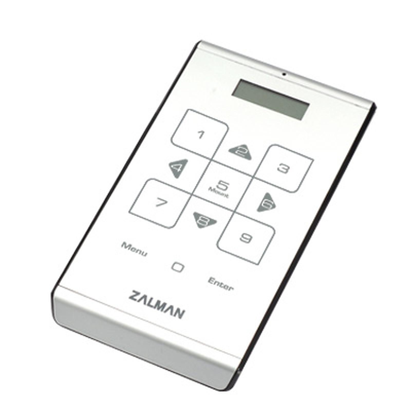 Zalman ZM-VE500 Argent