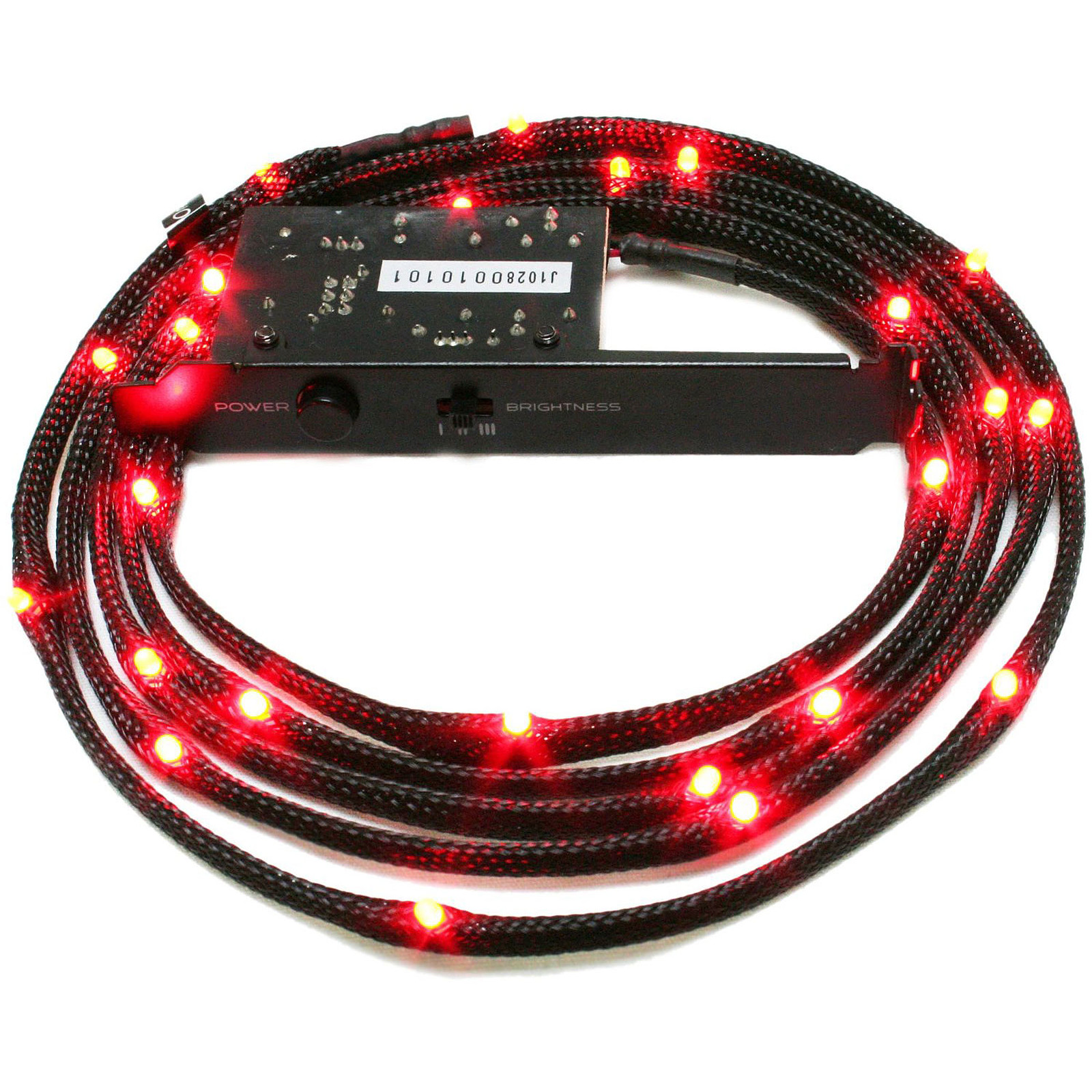 NZXT Lighting Kit 2 mètres Rouge