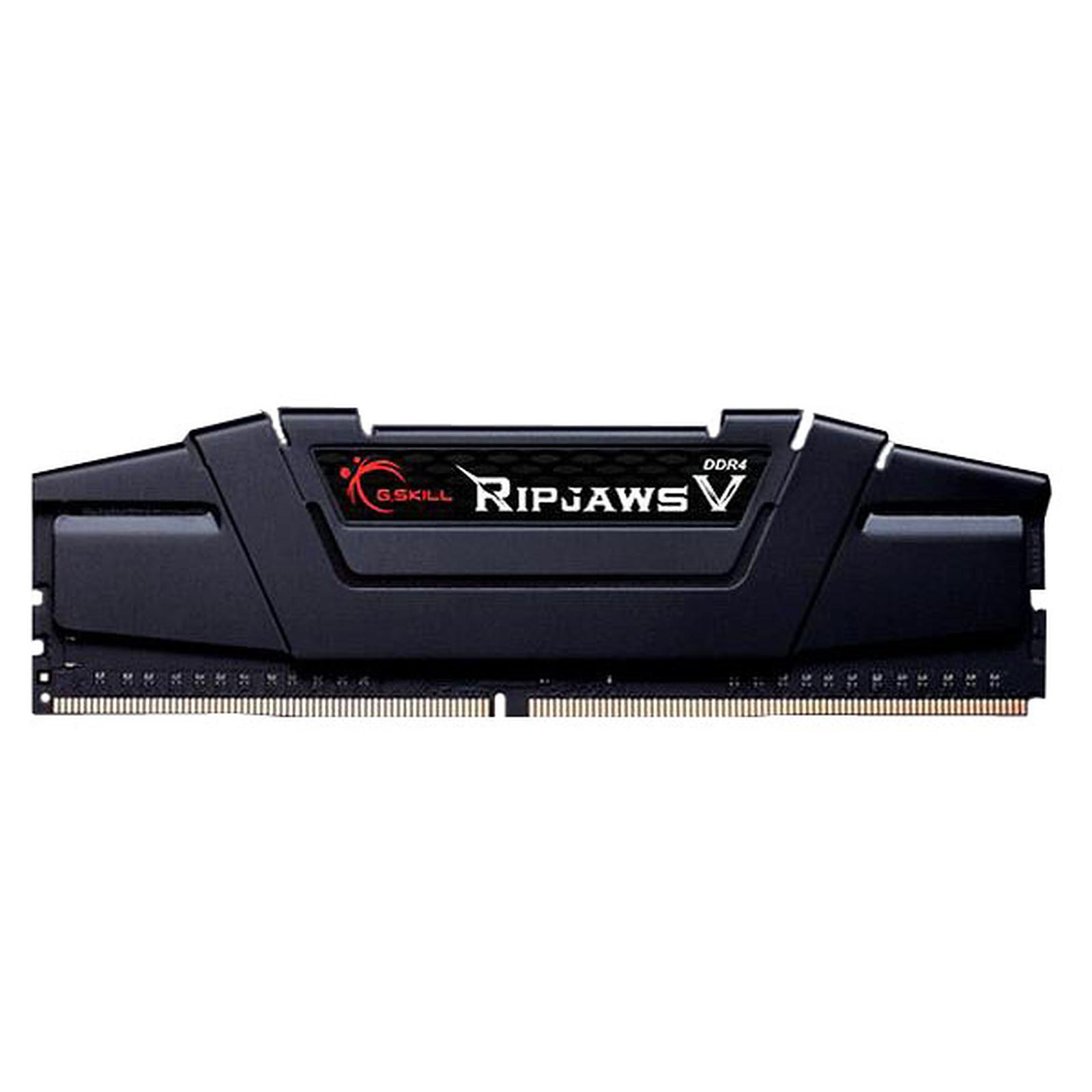G.Skill RipJaws 5 Series Noir 16 Go (1 x 16 Go) DDR4 3200 MHz CL16