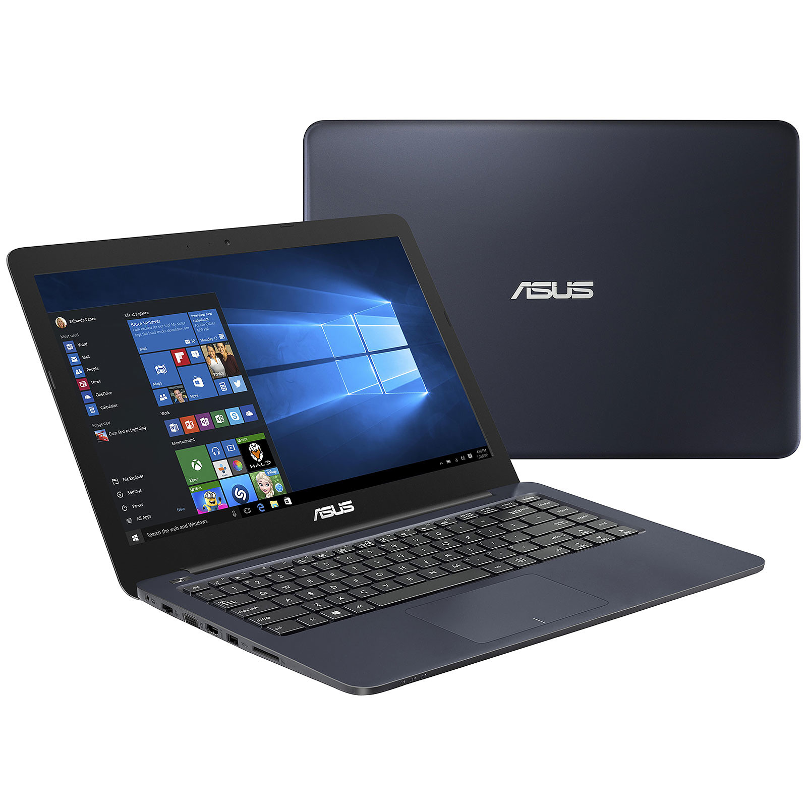 ASUS EeeBook E402SA-WX132T Bleu