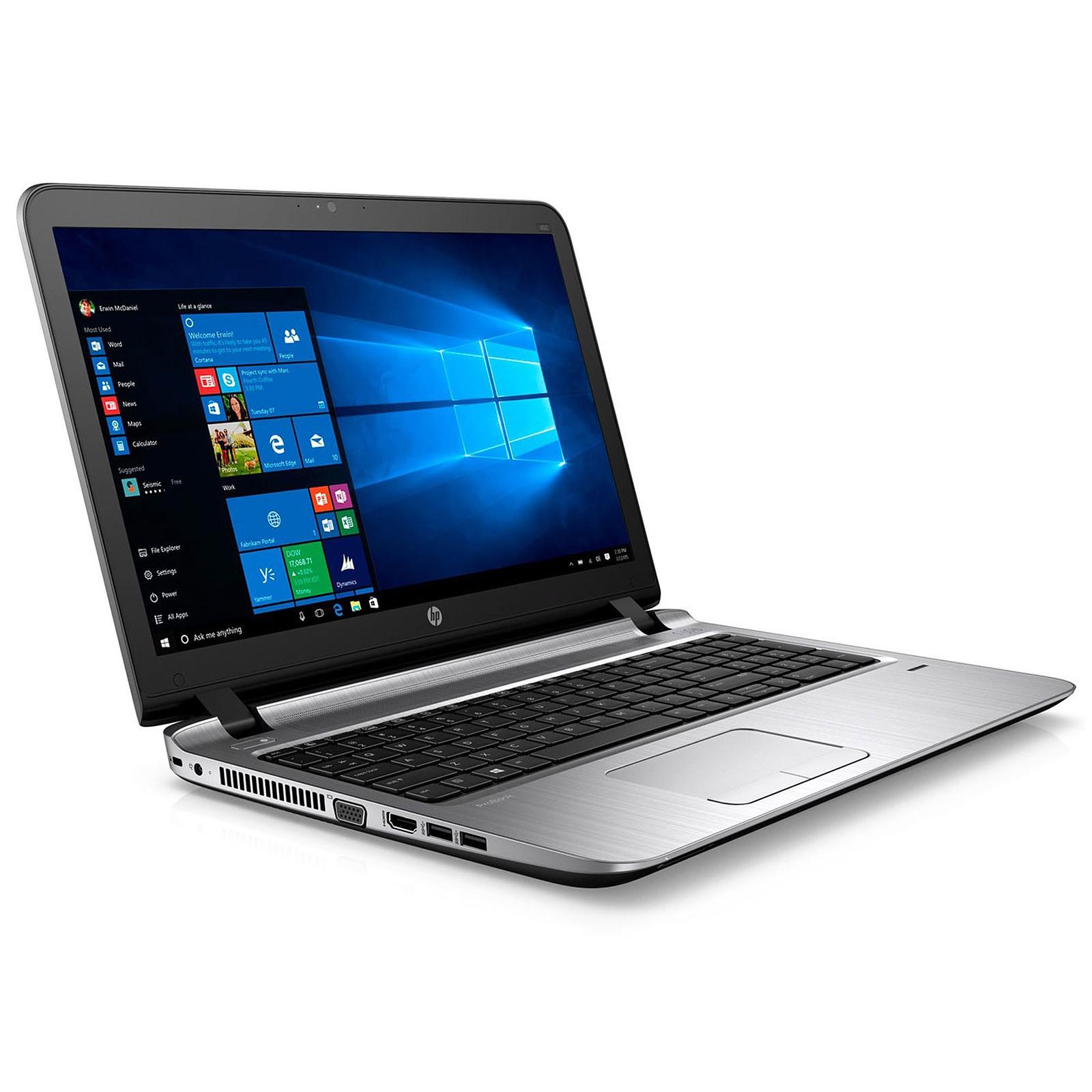 08cfd3c961343 HP ProBook 450 G3 (W4P23ET) - PC portable HP sur LDLC.com