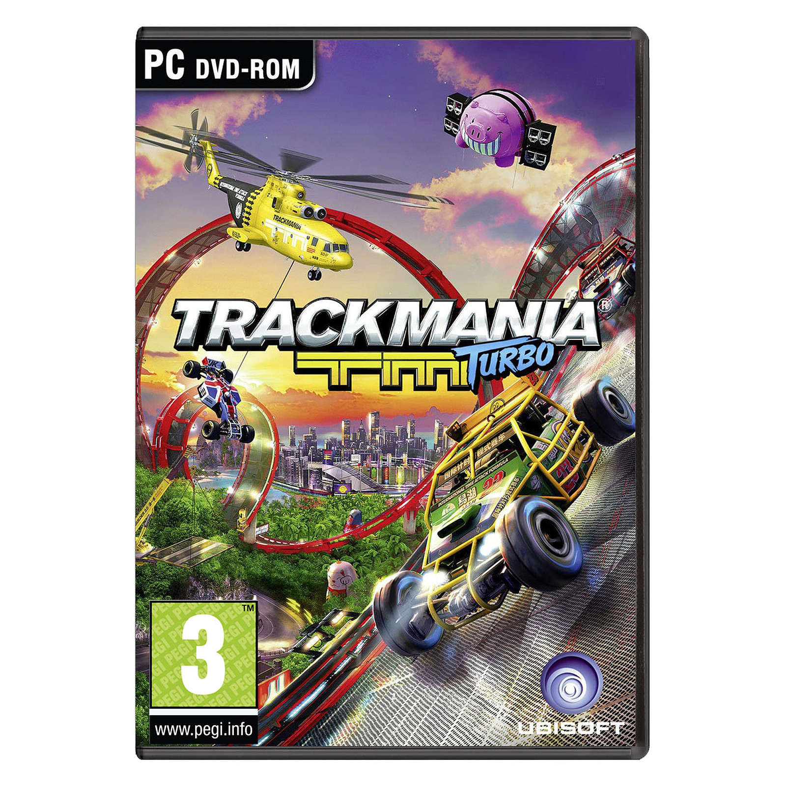 Trackmania : Turbo (PC)
