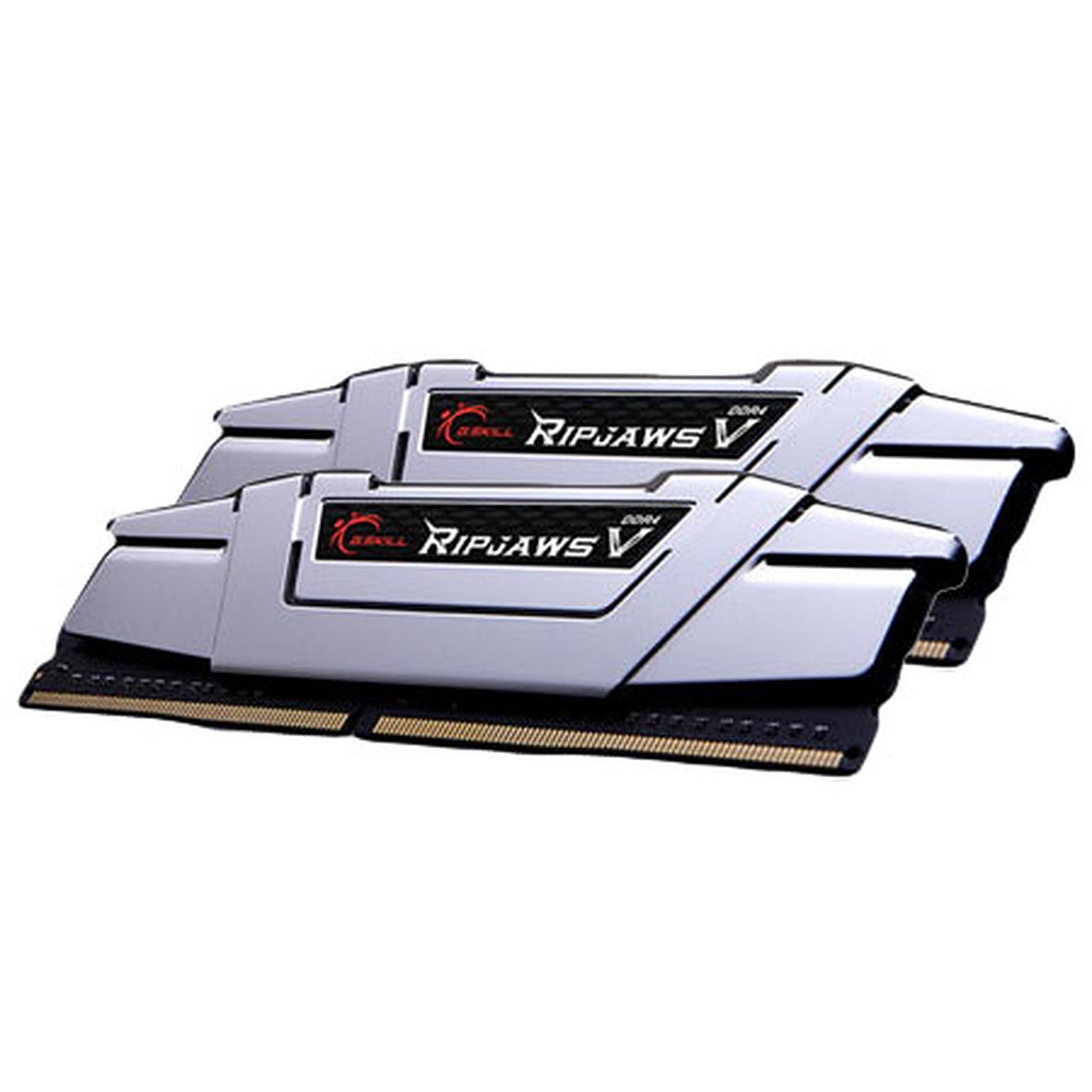 G.Skill RipJaws 5 Series Argent 16 Go (2x 8 Go) DDR4 2666 MHz CL15
