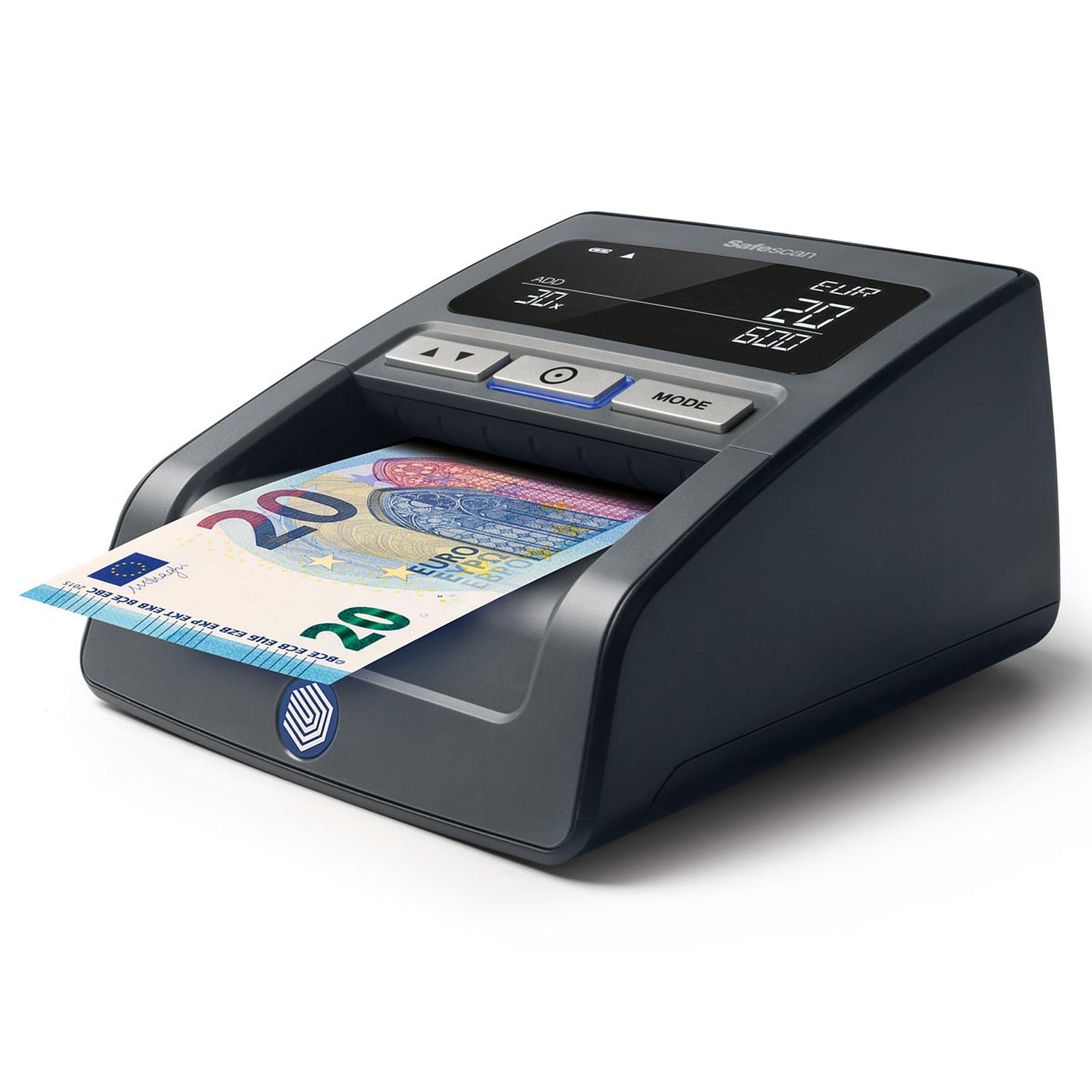 Safescan Détecteur de faux billets 155-S Noir